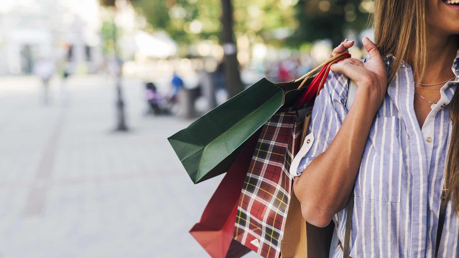 Shoppingbummel