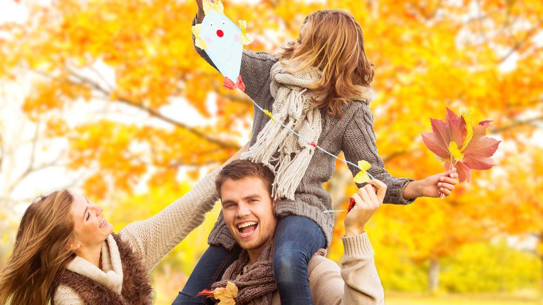 Herbst in Meran und Umgebung - Familienurlaub