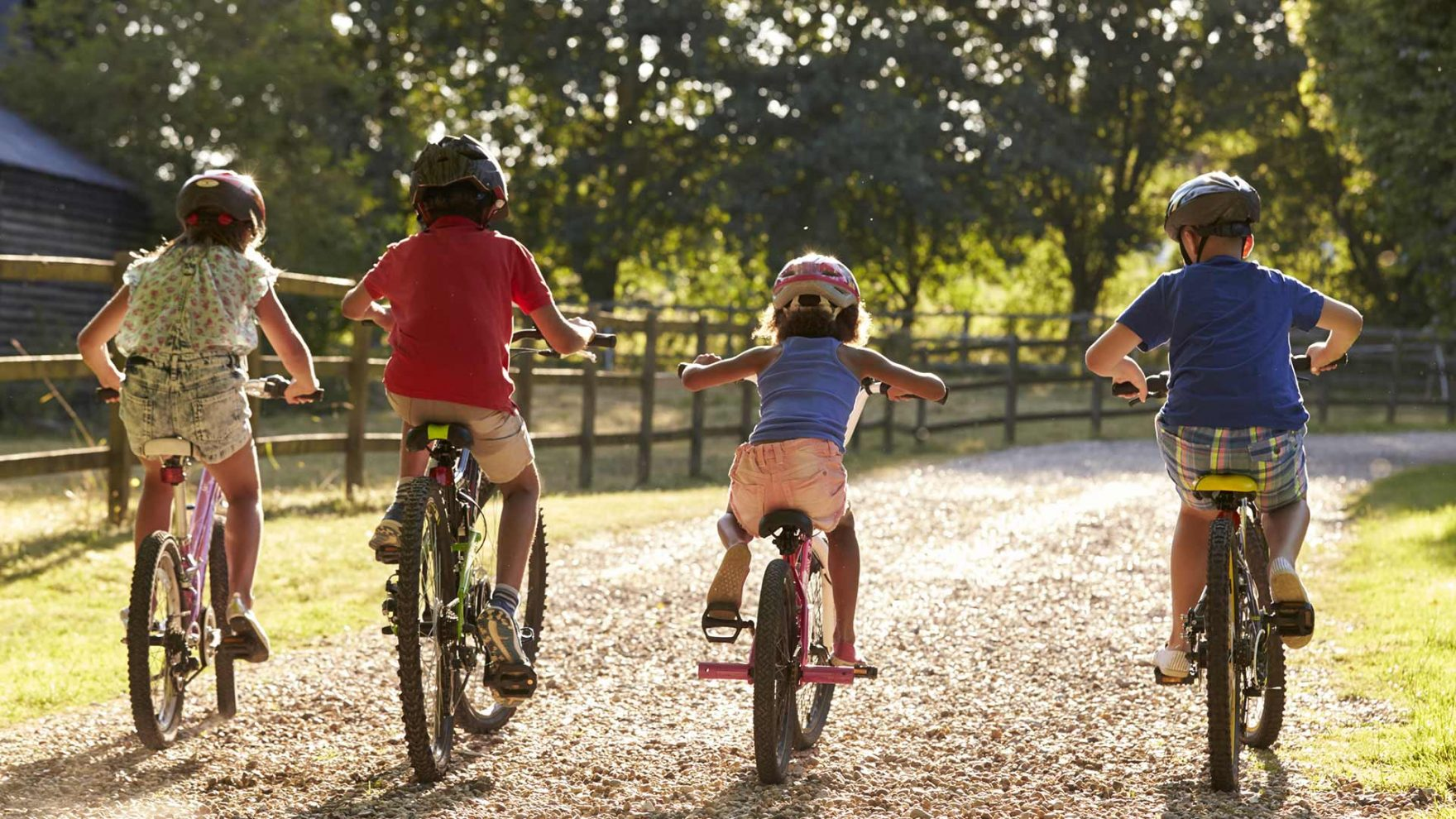 Fahrradtour mit Kindern - Meran & Umgebung