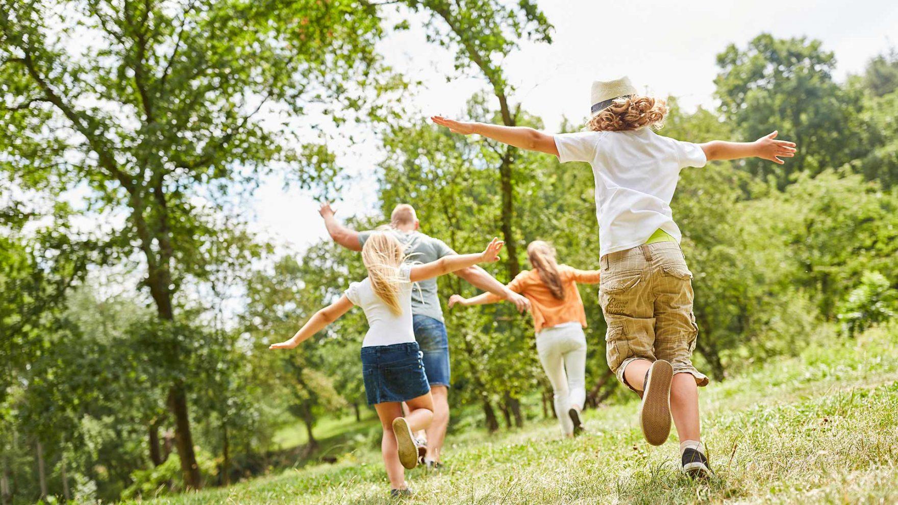 Sommer in Meran und Umgebung - Familienurlaub