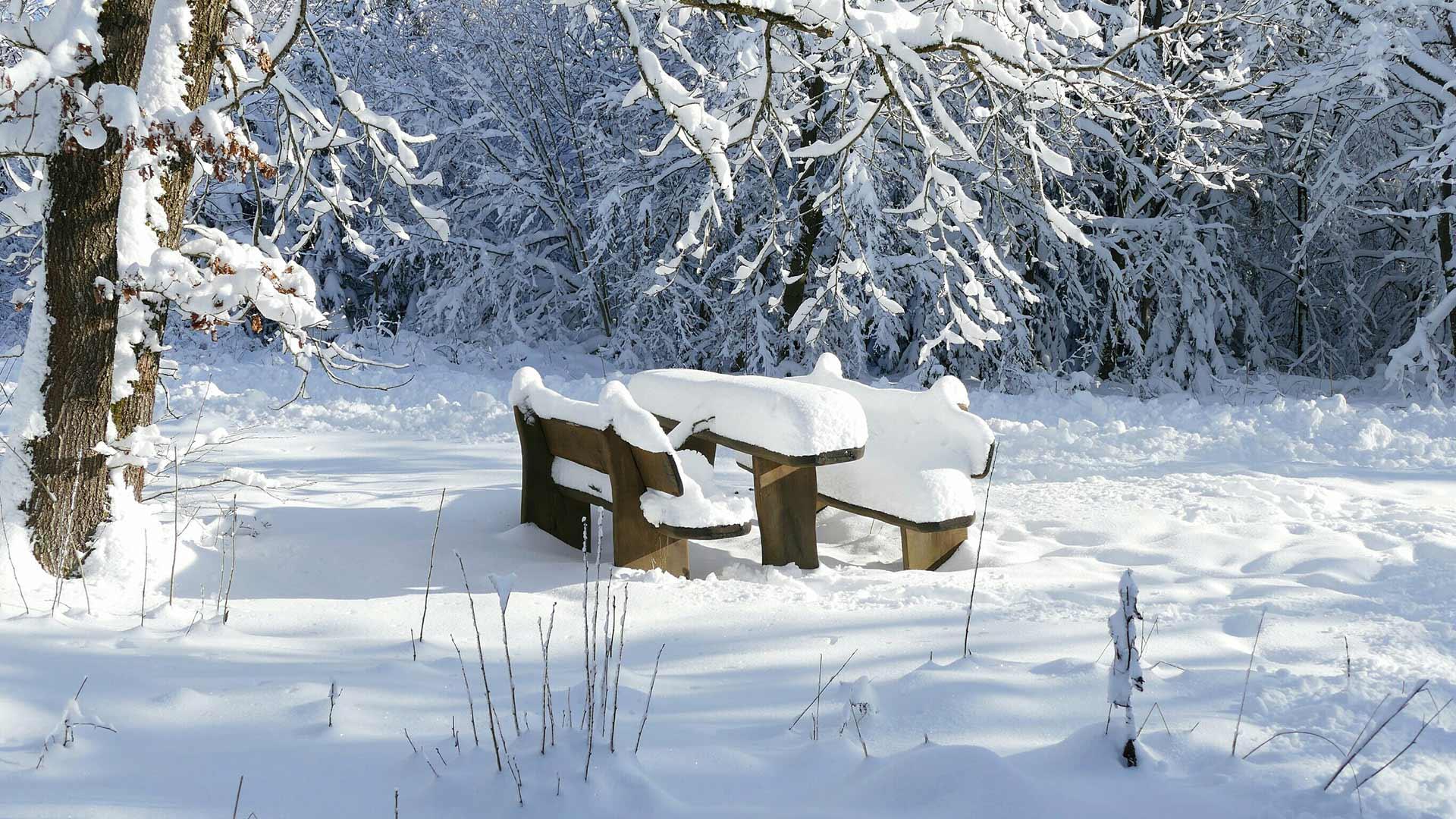Meran im Winter