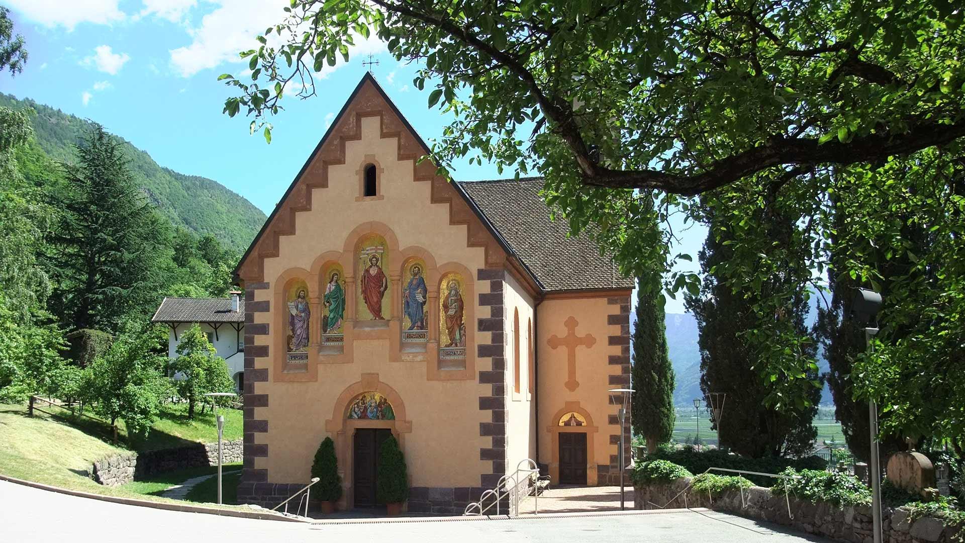 Kirche von Burgstall