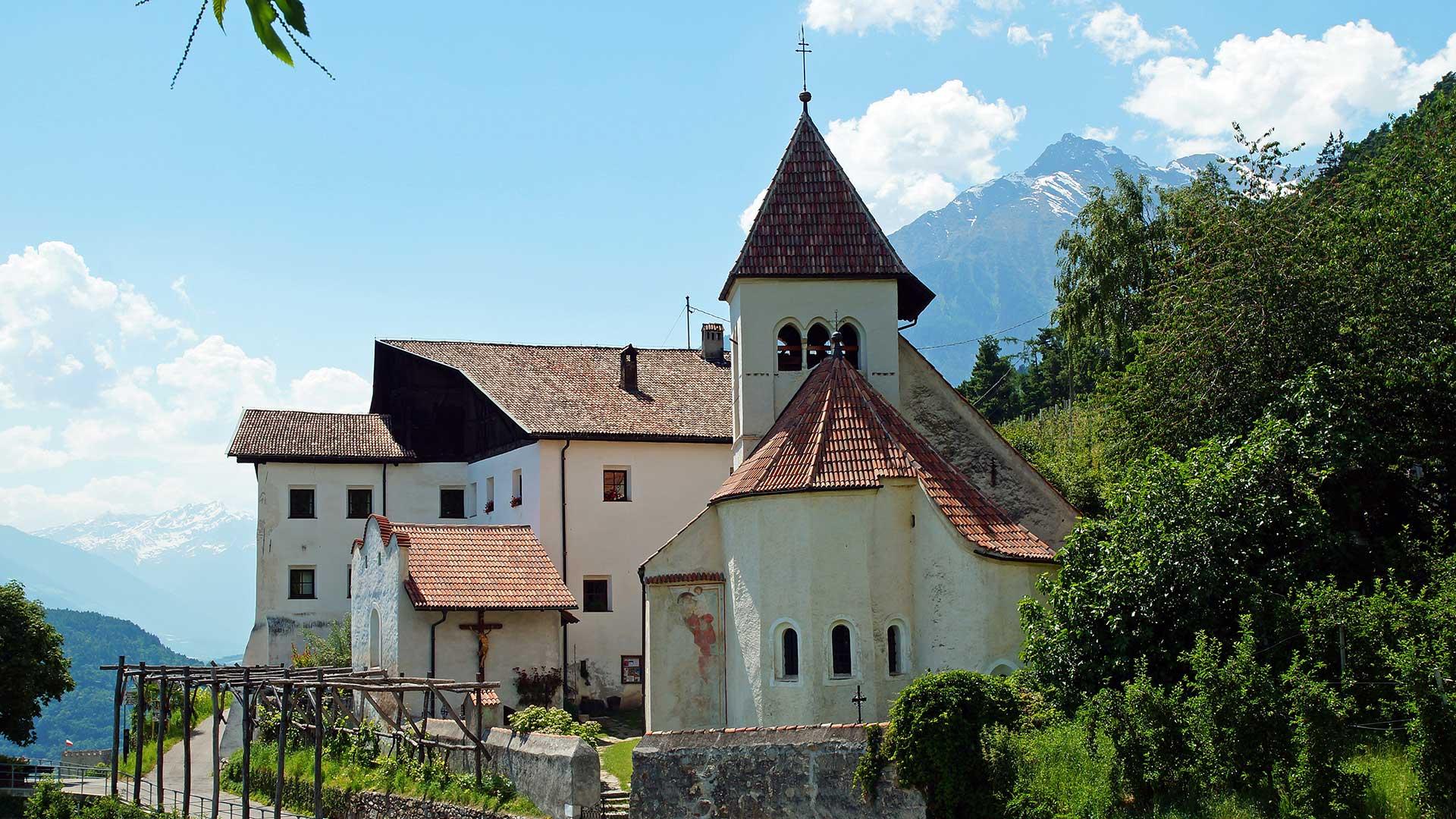 Pfarrkirche St. Peter - Dorf Tirol
