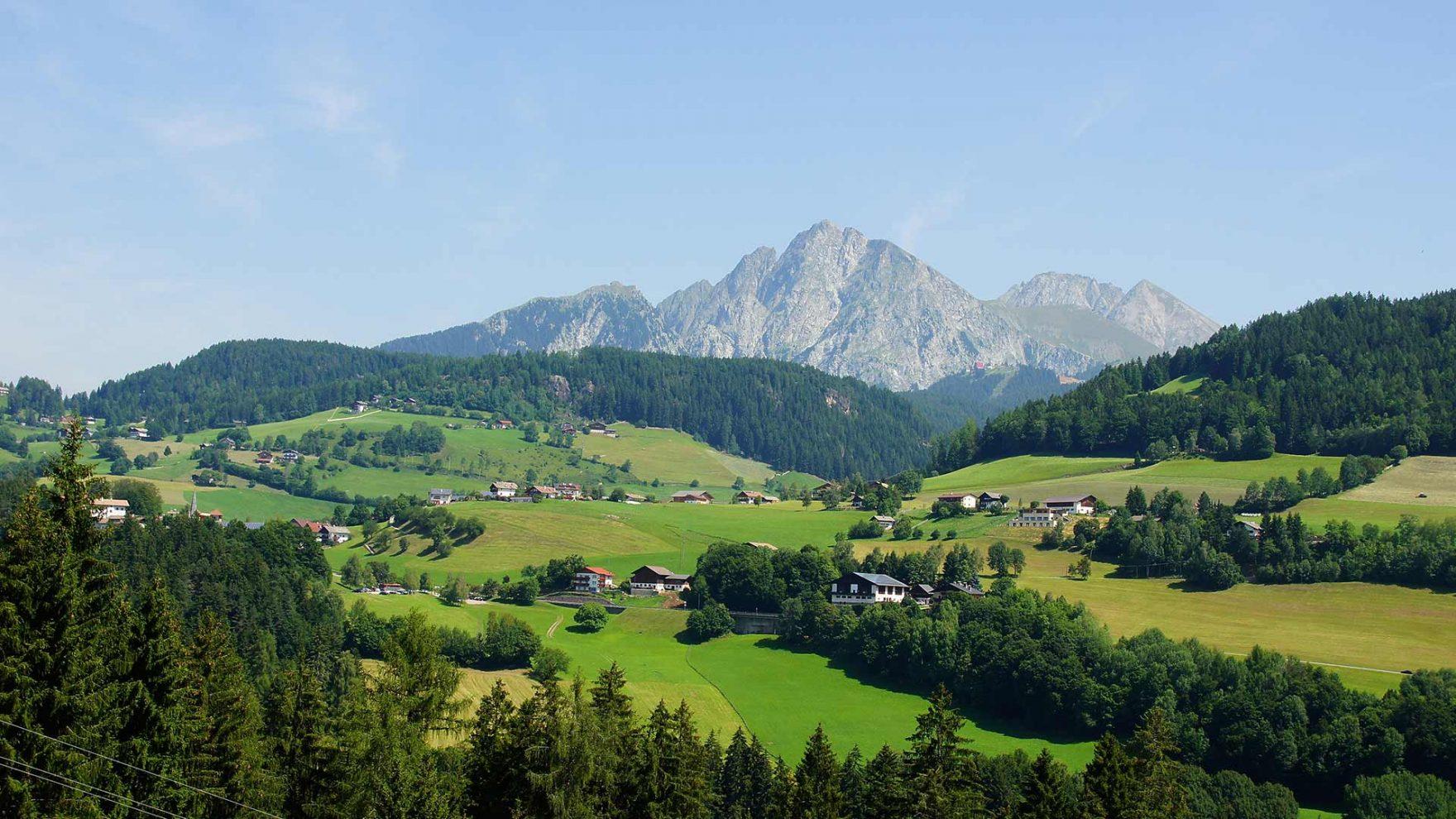 Hafling in Südtirol