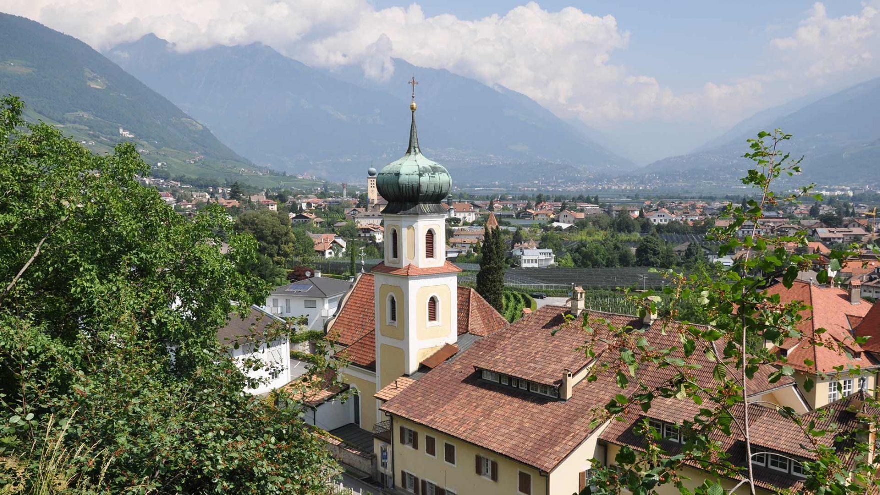 Kirche von Lana
