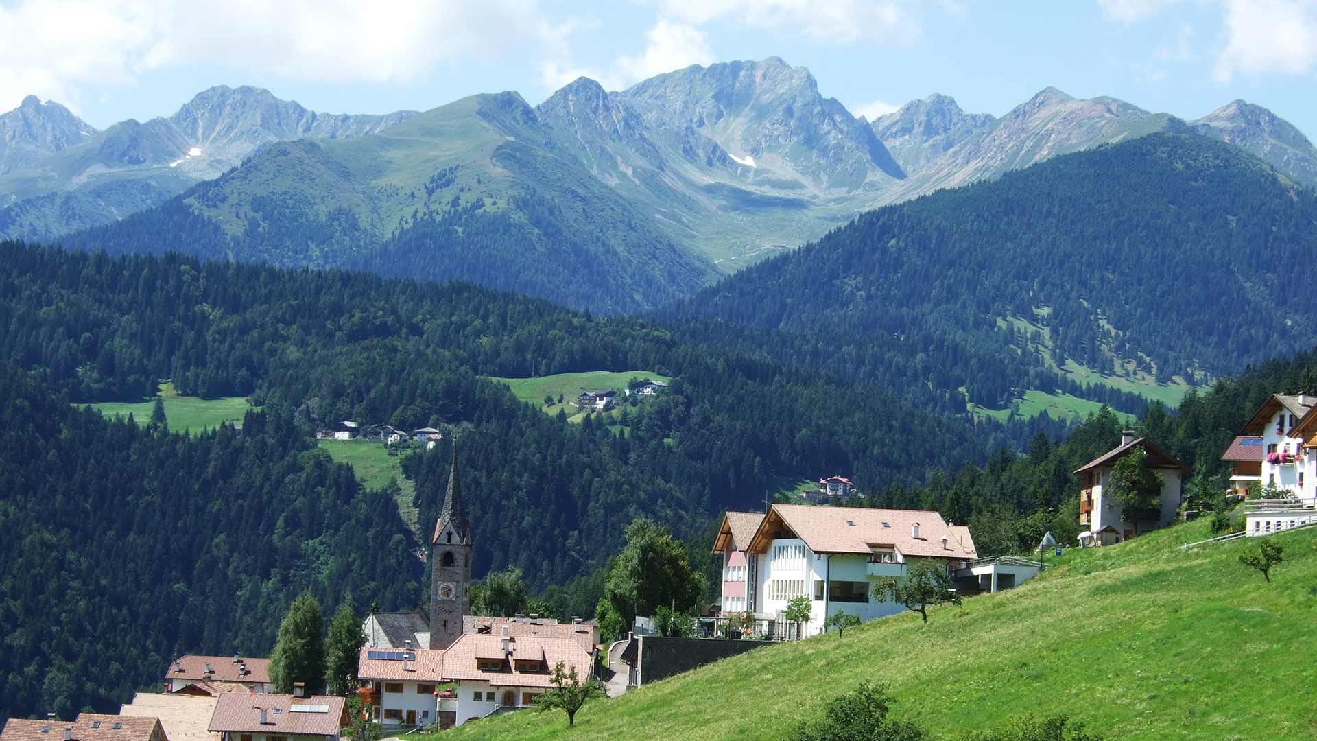 Laurein in Südtirol