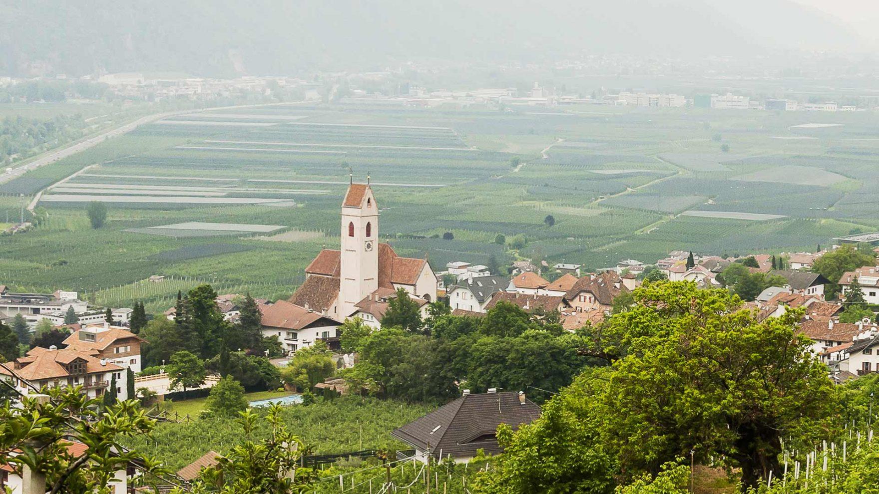 Kirche von Marling