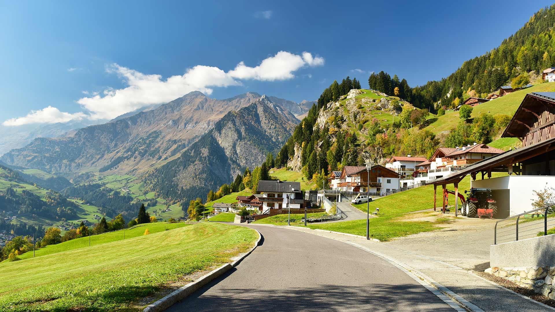 Naturparadies - Moos in Passeier