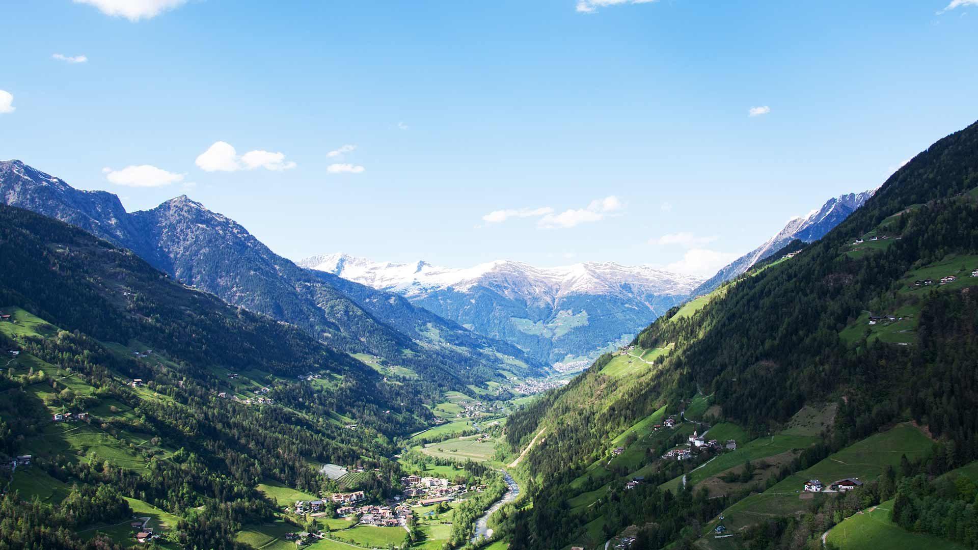 Landschaft - Passeiertal