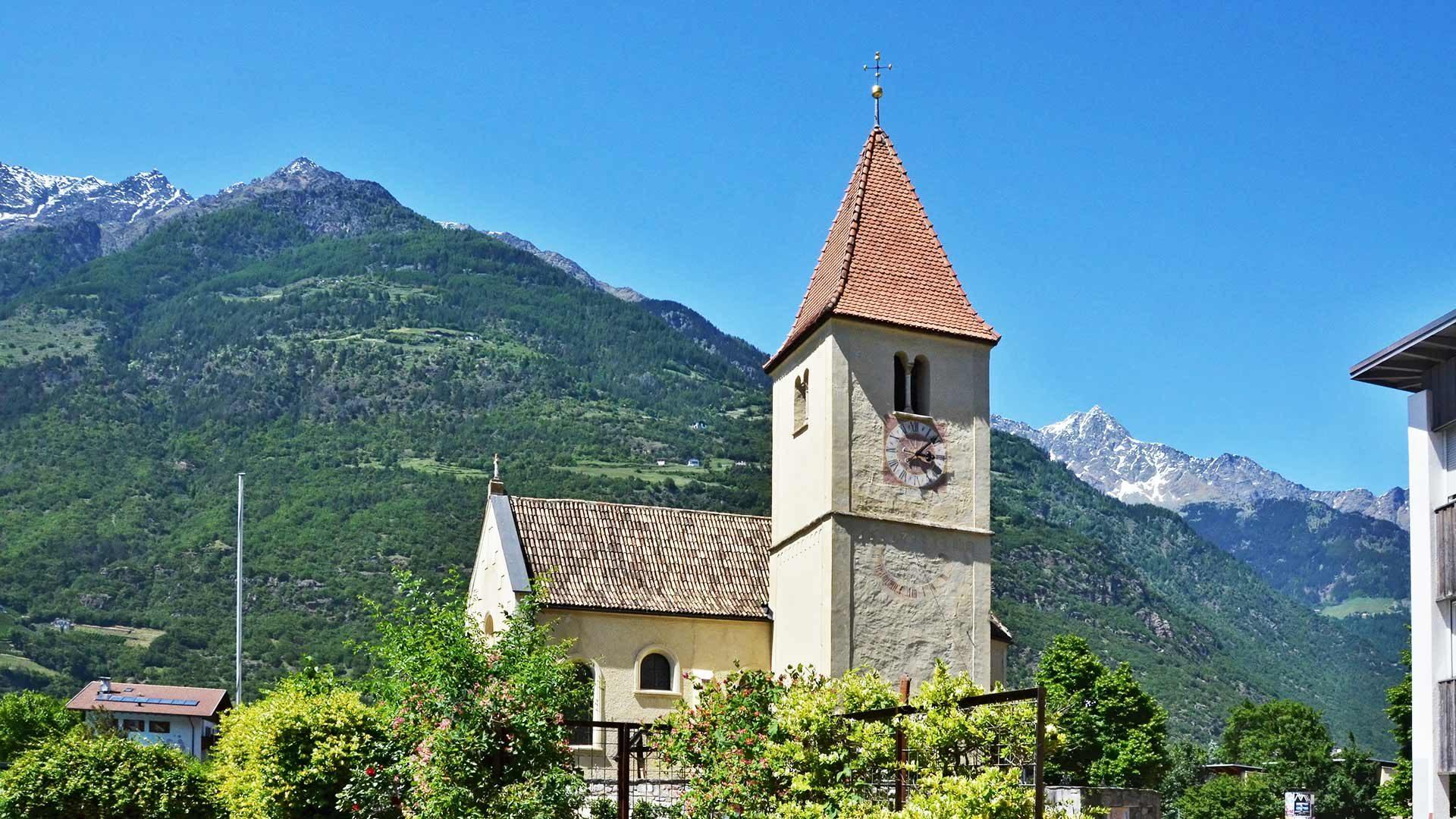 Kirche von Plaus