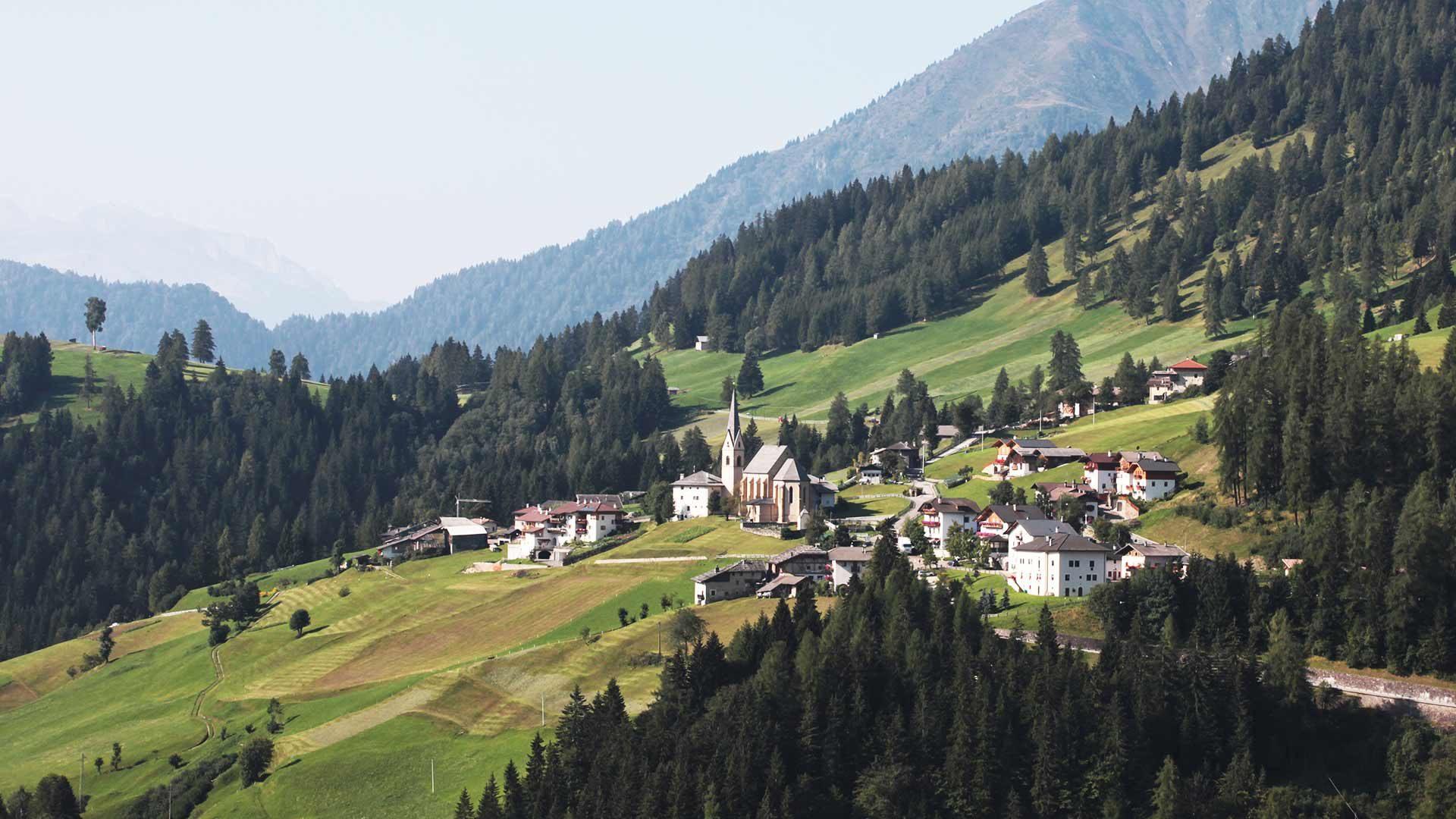 Proveis in Südtirol