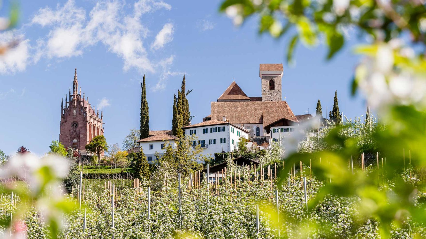 Pfarrkirche von Schenna