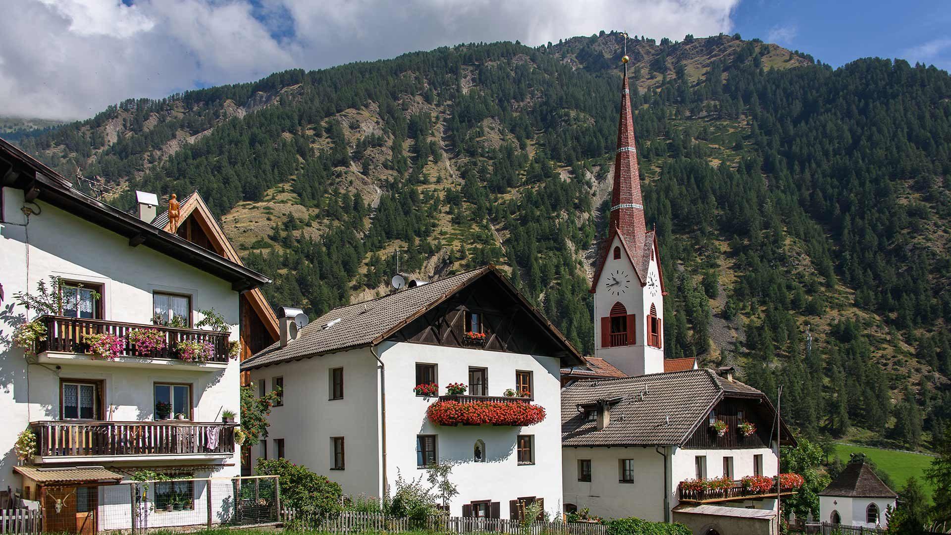 Gemeinde Schnals