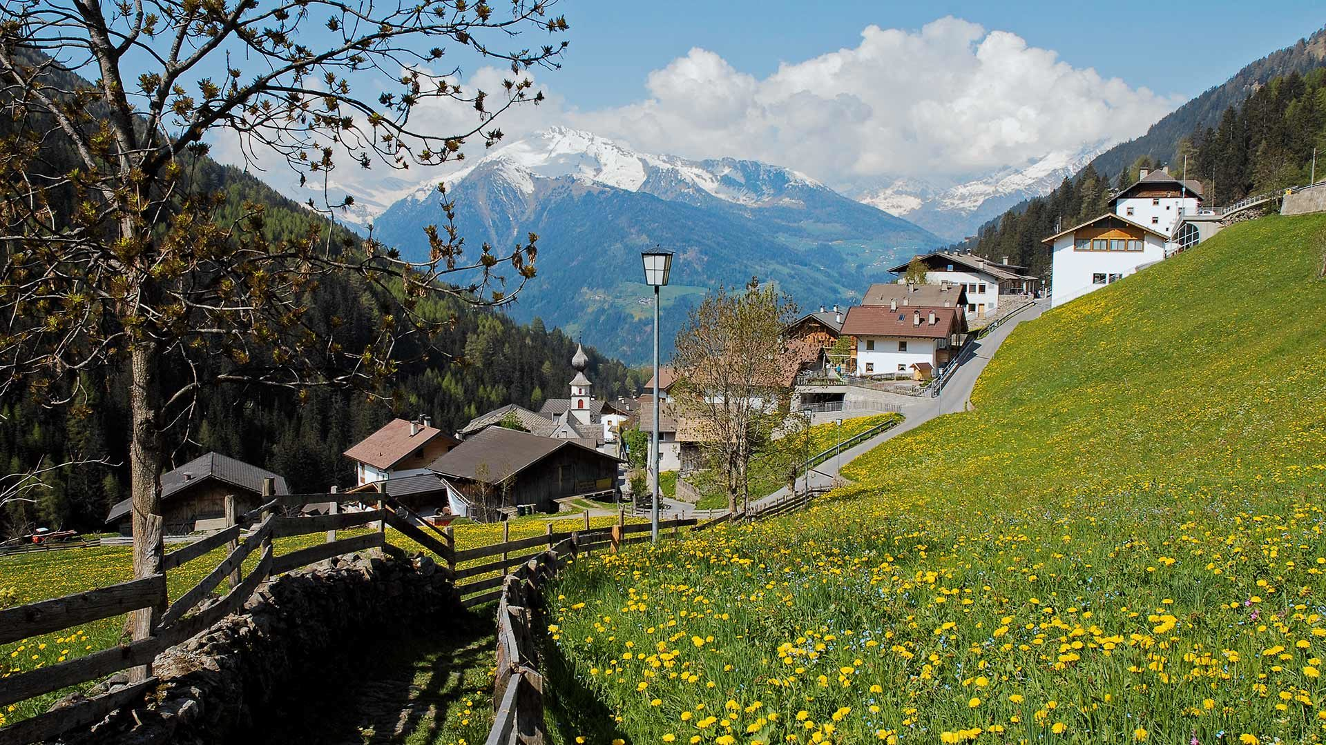 Urlaub in St. Leonhard