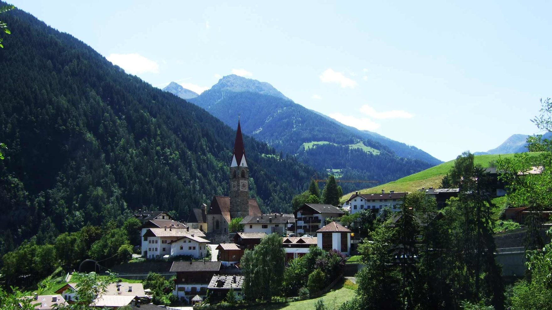 St. Pankraz im Ultental
