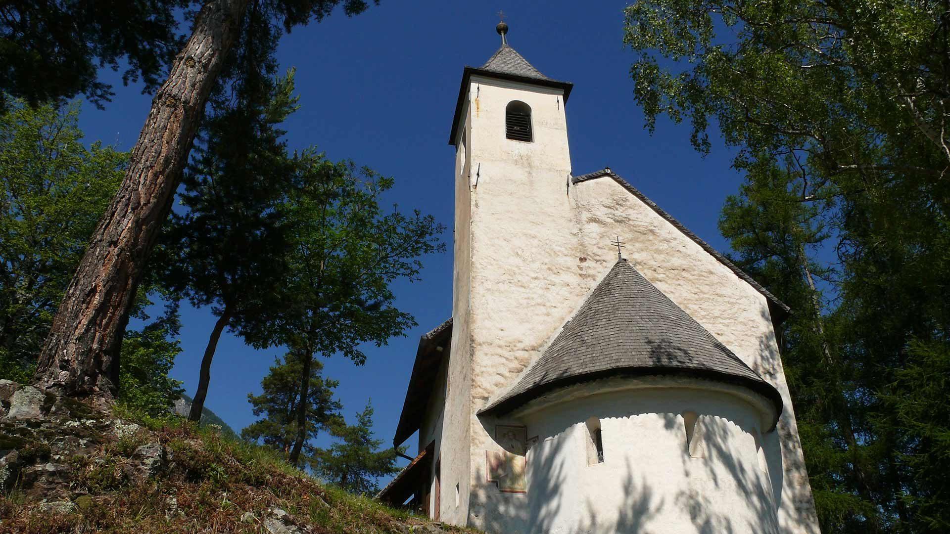 Grissian - St. Jakob Kirchlein