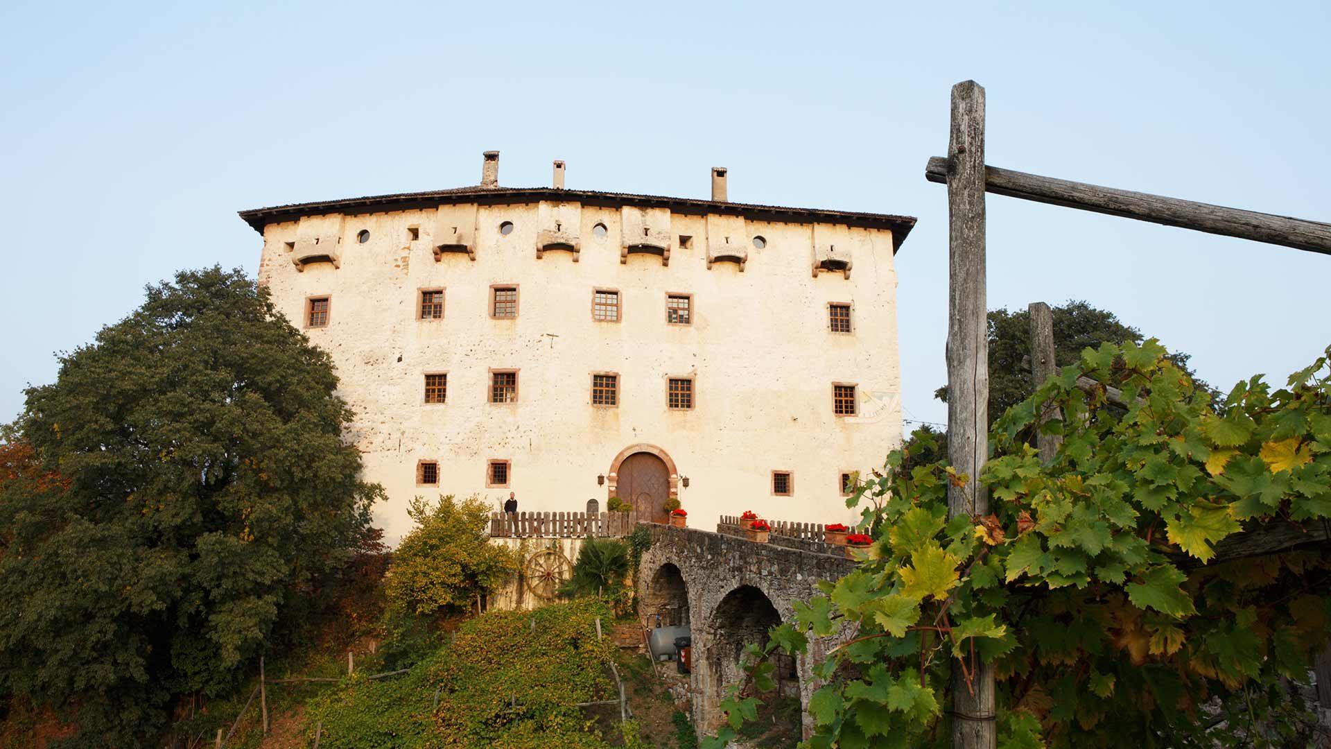 Schloss Katzenzungen bei Prissian