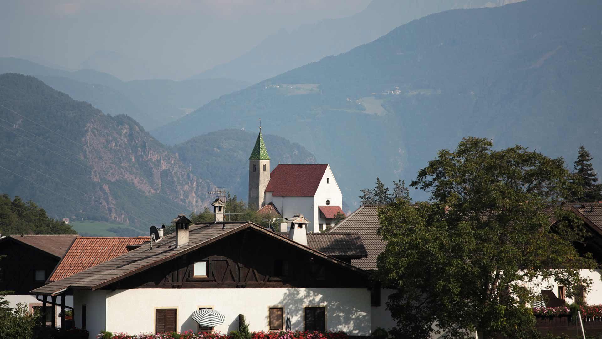 Urlaubsort Tisens - Prissian
