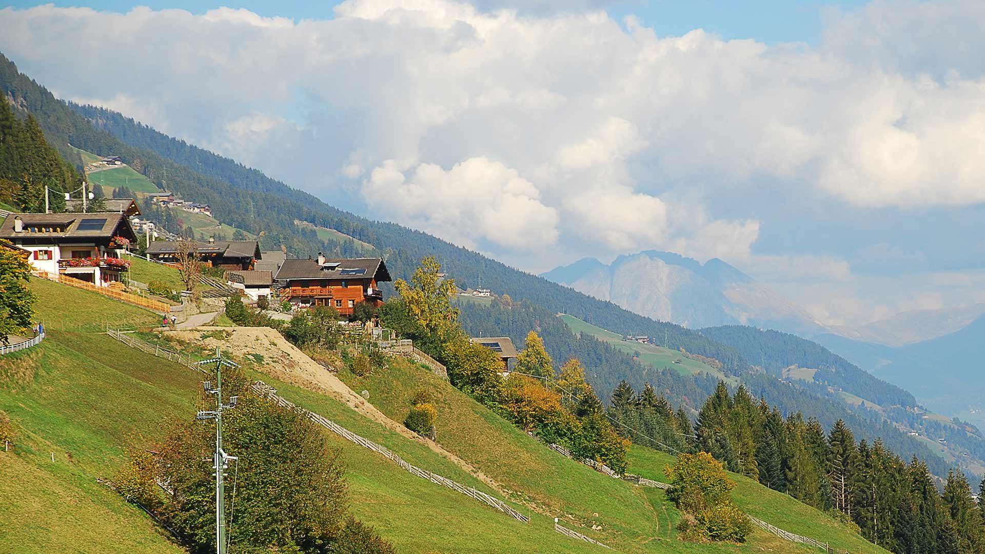 Ulten in Südtirol