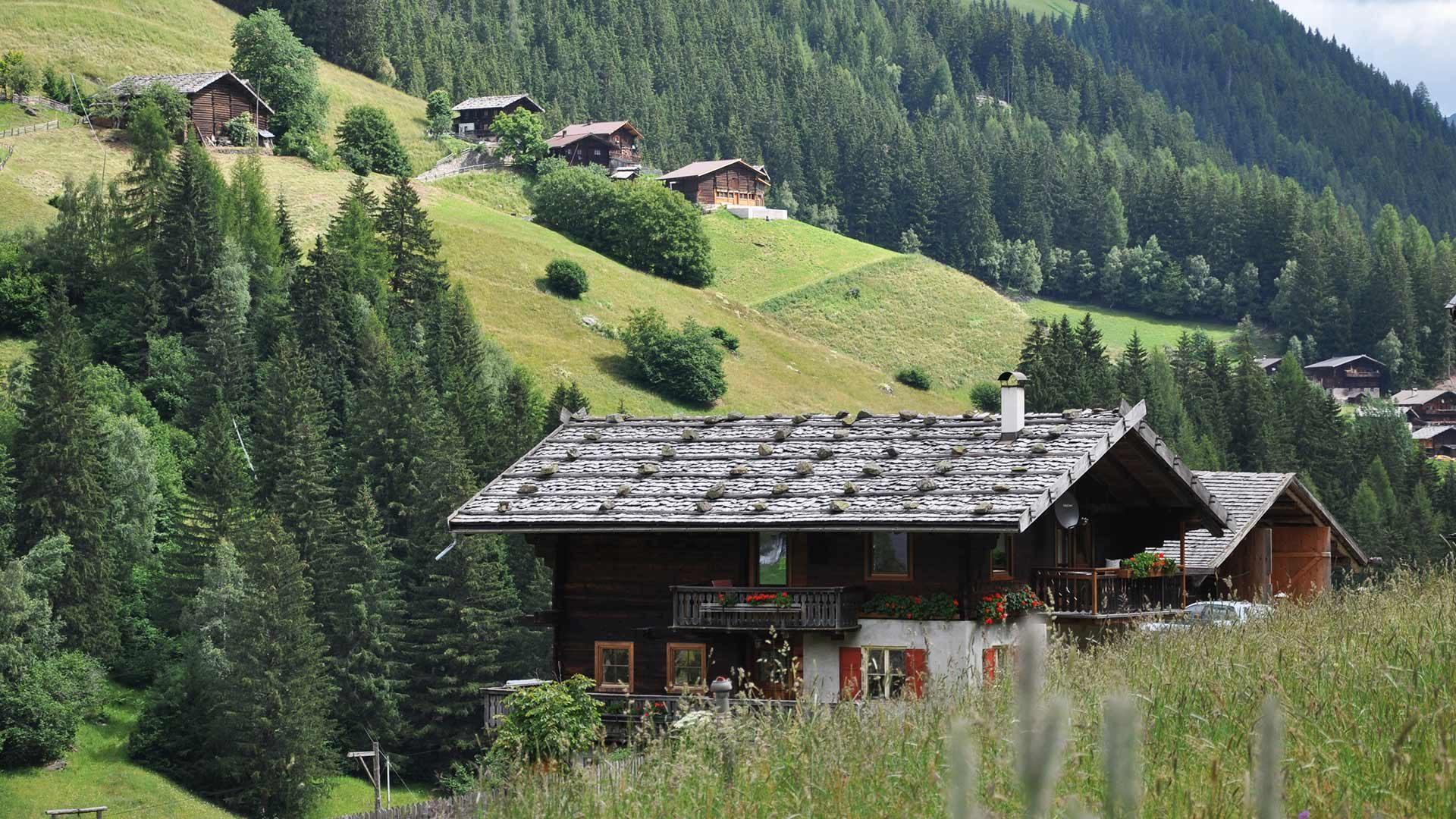 Ulten - Bauernhof