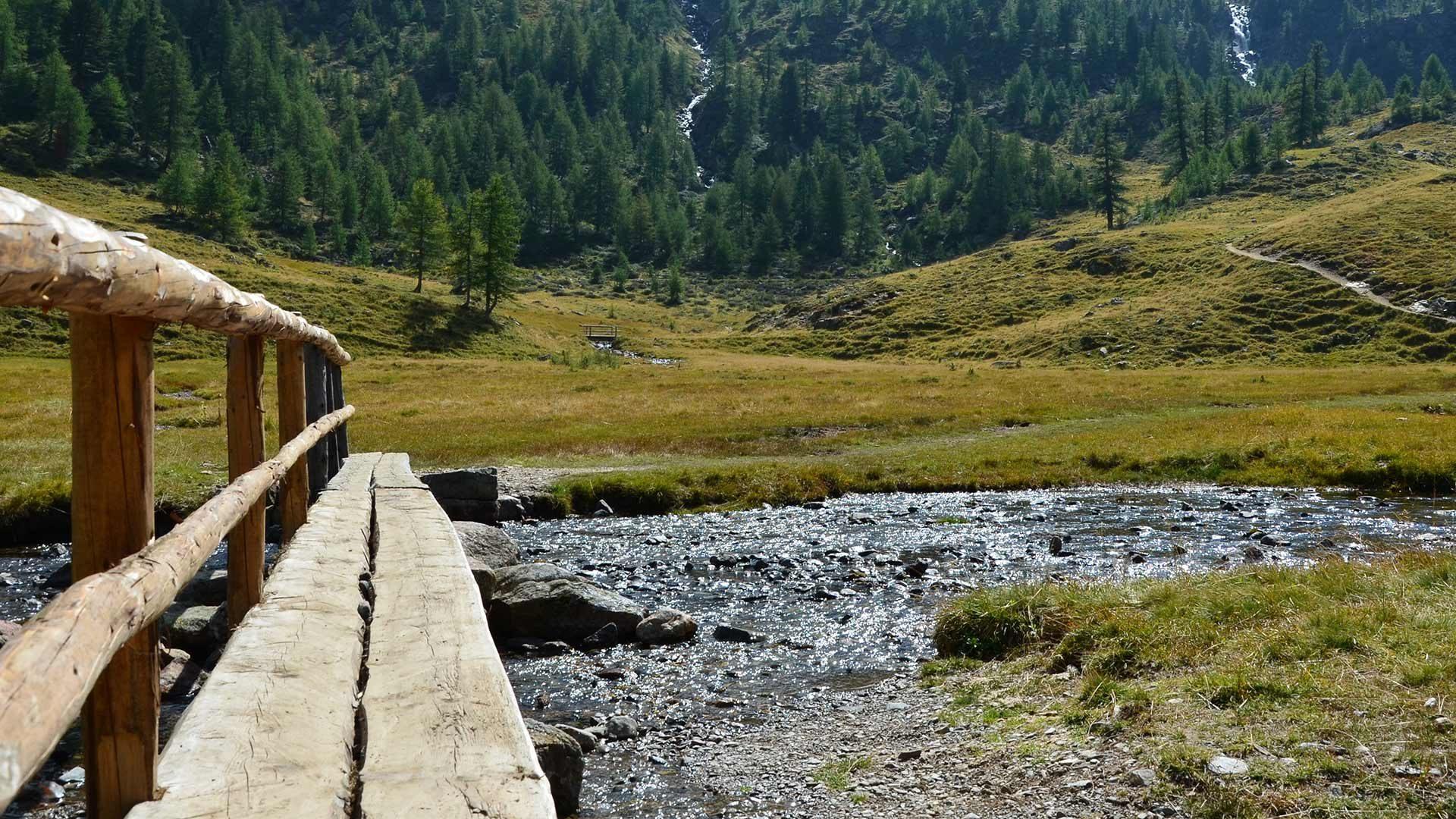 Sommerurlaub im Ultental