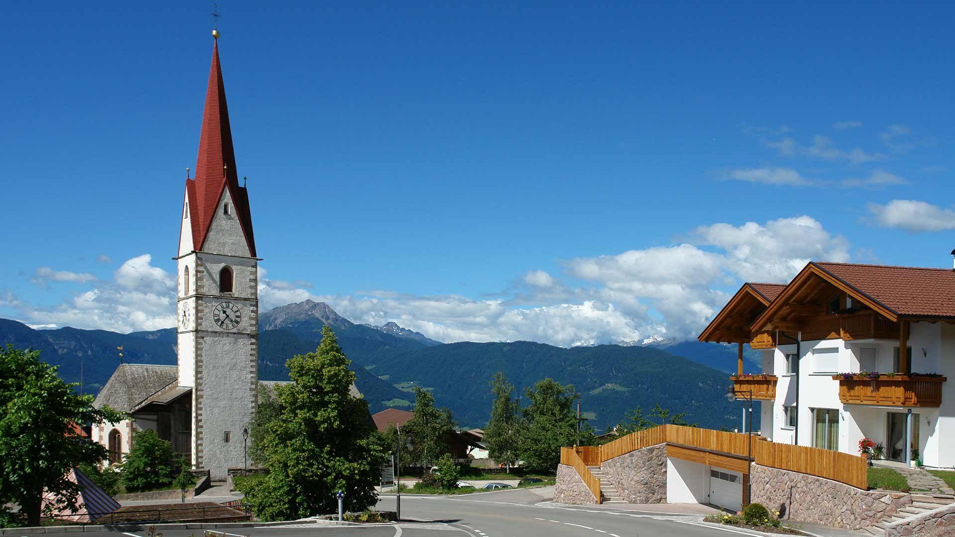 Kirche von Vöran