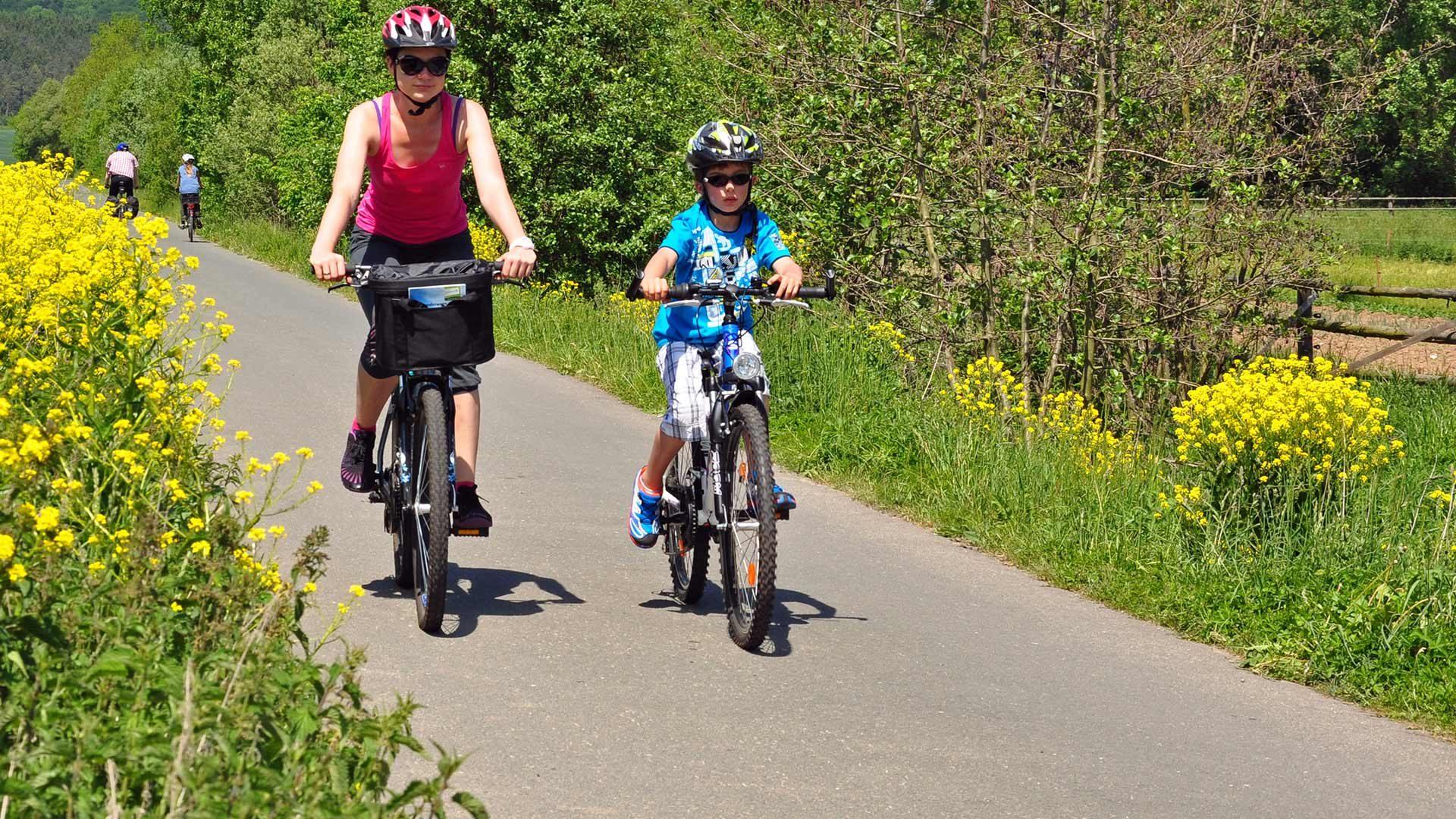 Etschtalradweg nach Bozen