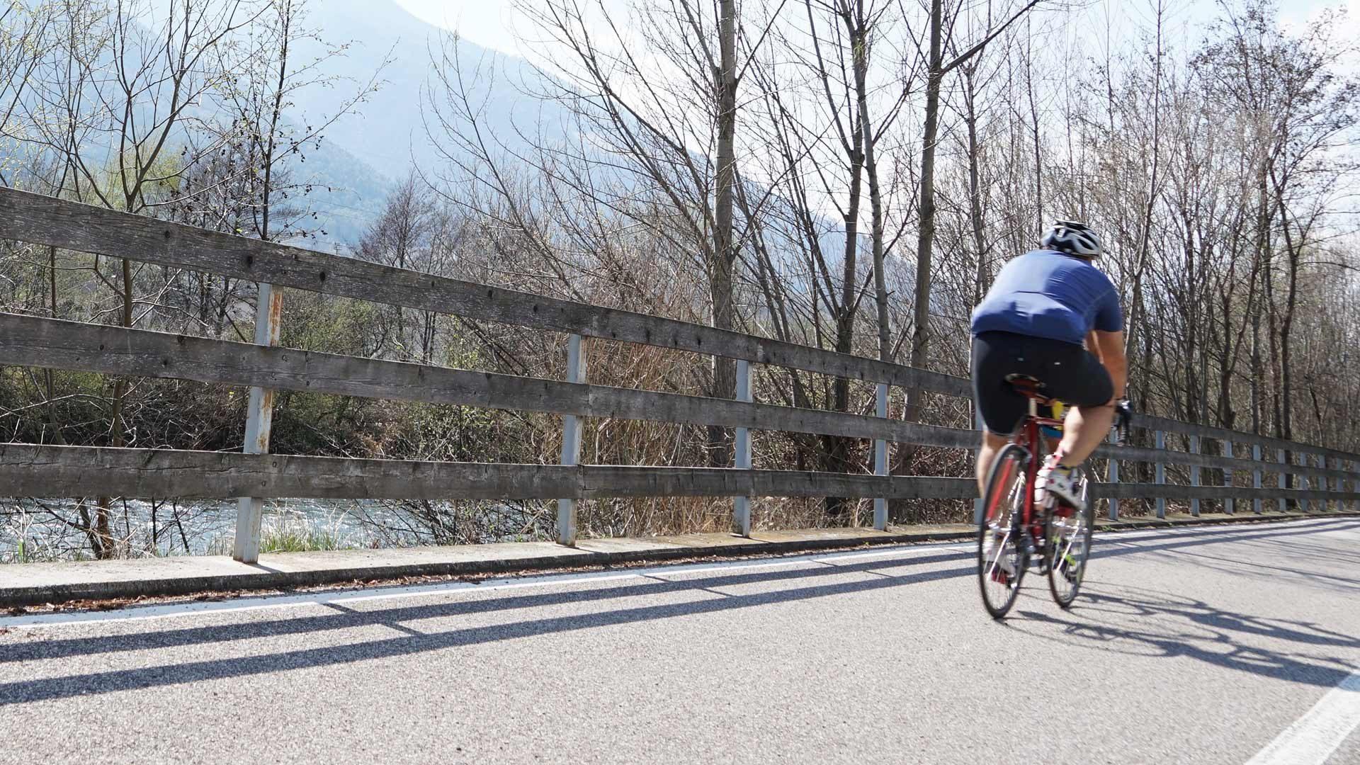 Radtour - Etschtalradweg