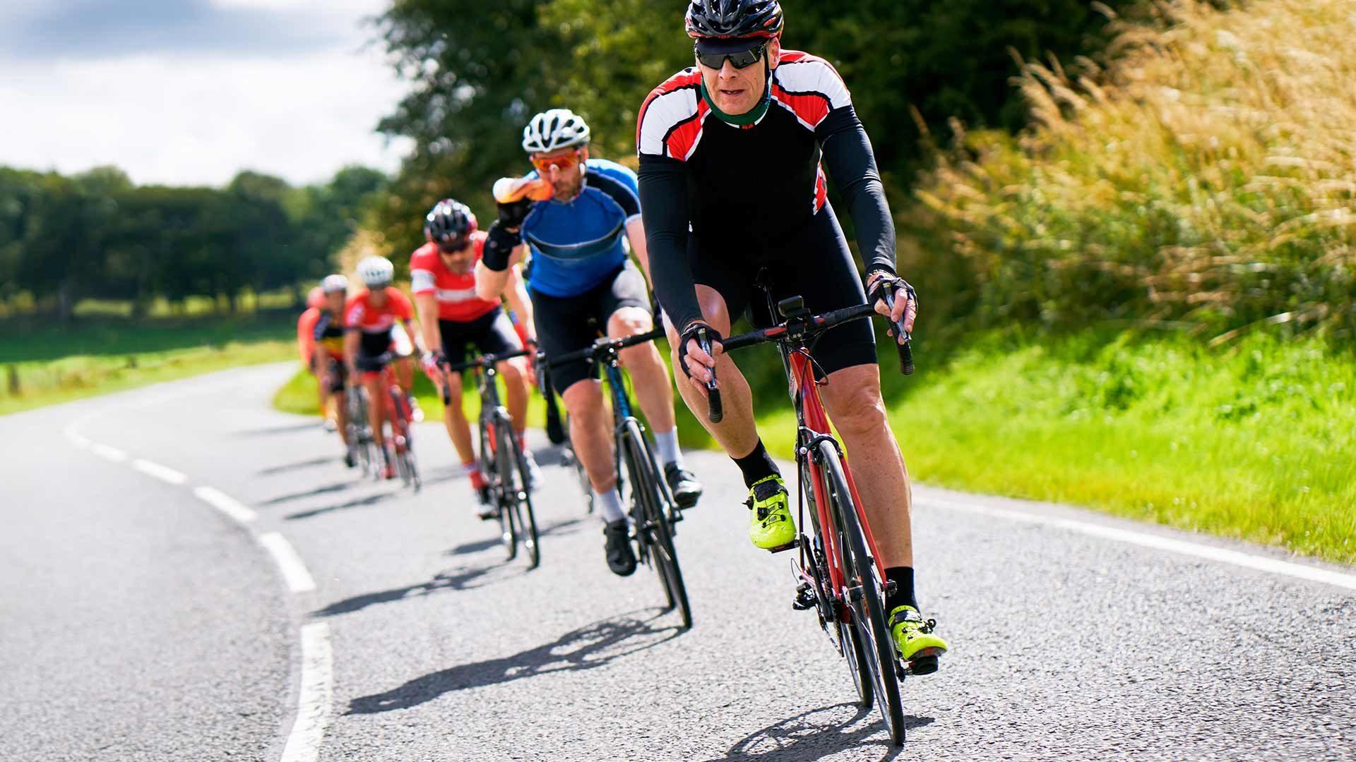 Rennradtour über Gampenpass