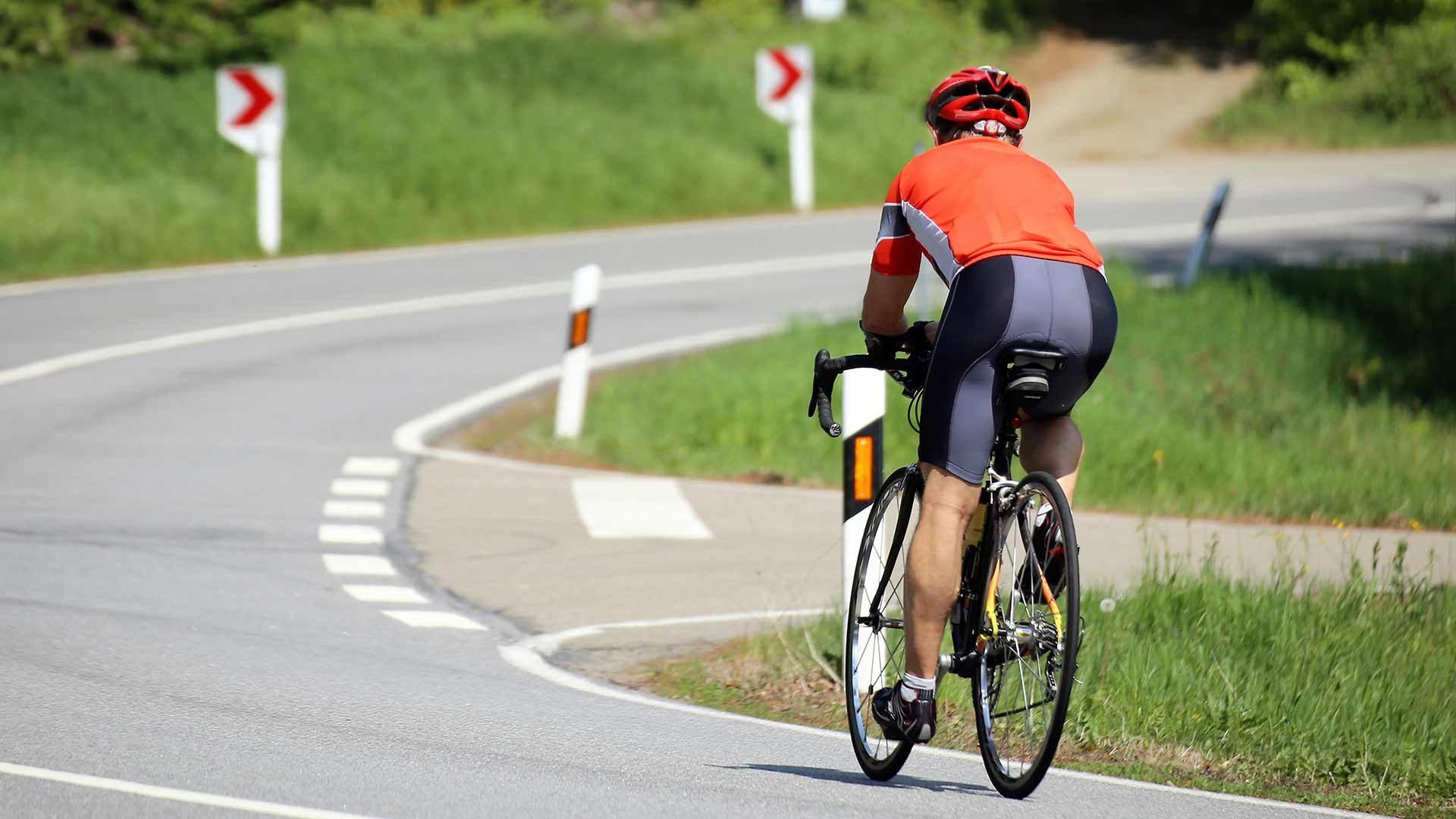 Gampen- und Mendelpass - Rennradtour