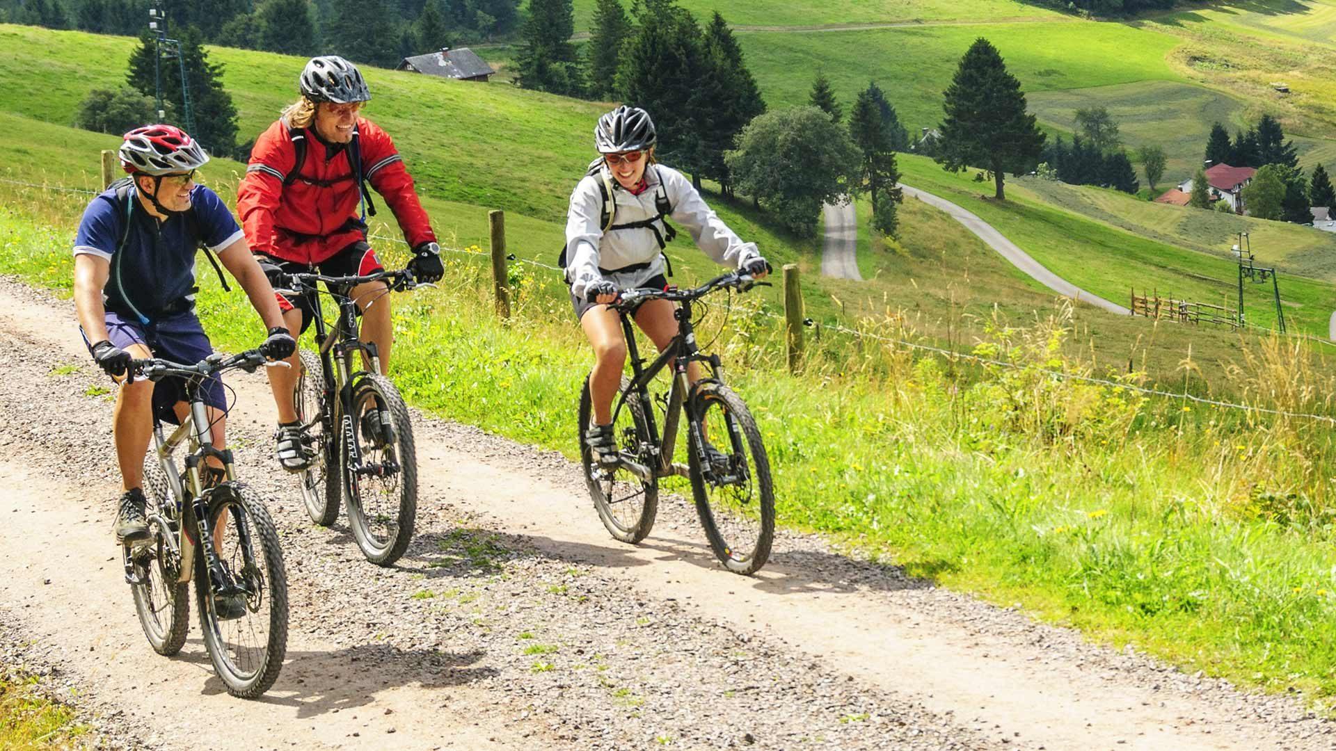 Radtour von Hafling zur Wurzer Alm