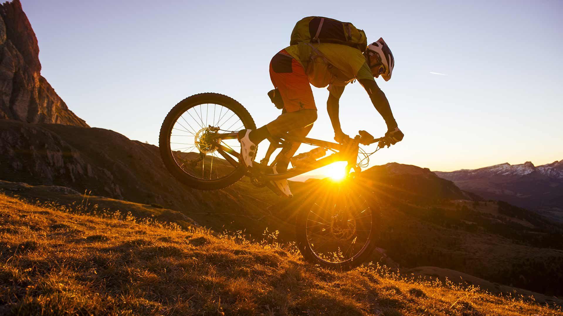 Radtour zur Ifingerhütte