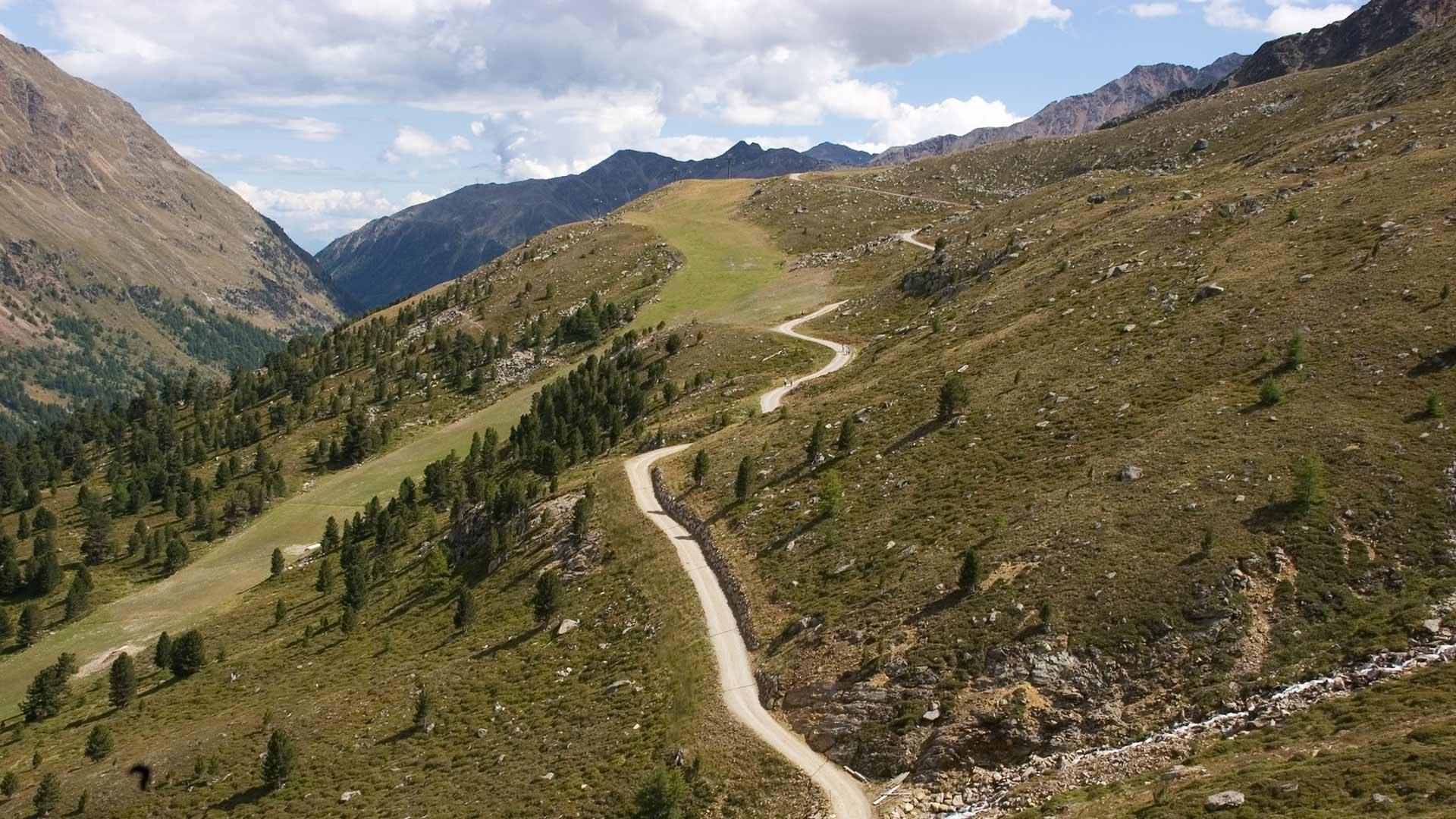 Radtour zur Lazaunhütte