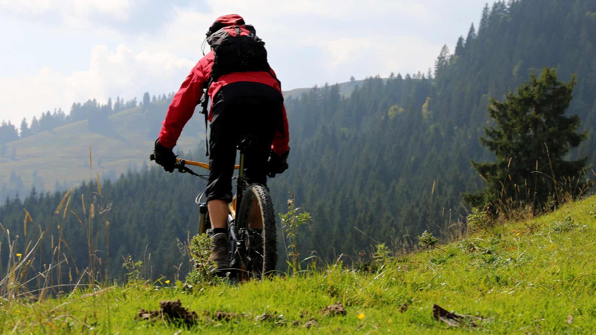 Radtour zur Marschnellalm