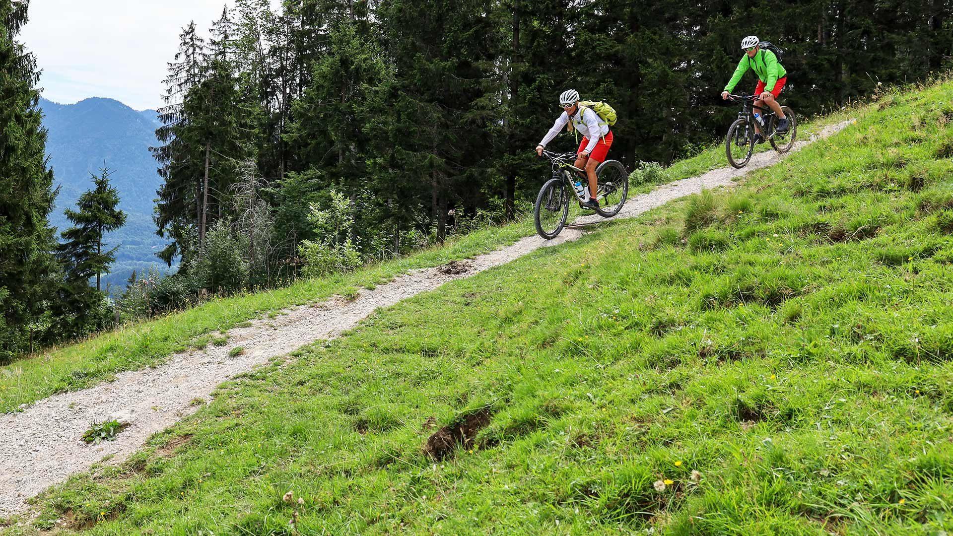 Radtour auf das Platzerer Jöchl