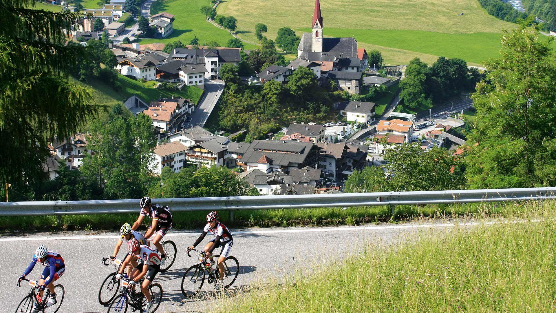Radtour St. Leonhard – Mörre – St. Leonhard