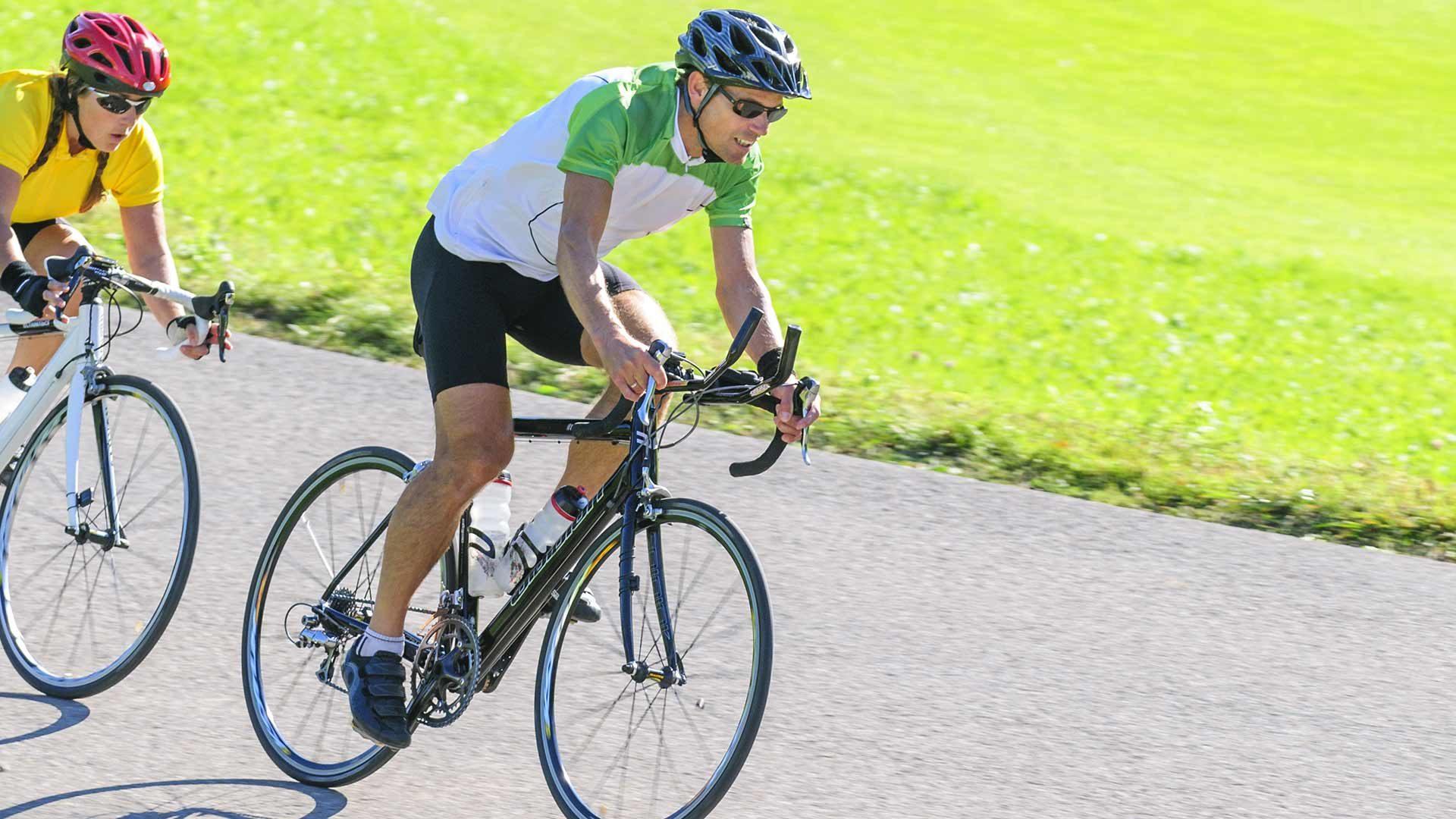 Rennradtour Lana - Gampenpass - Mendelpass - Lana
