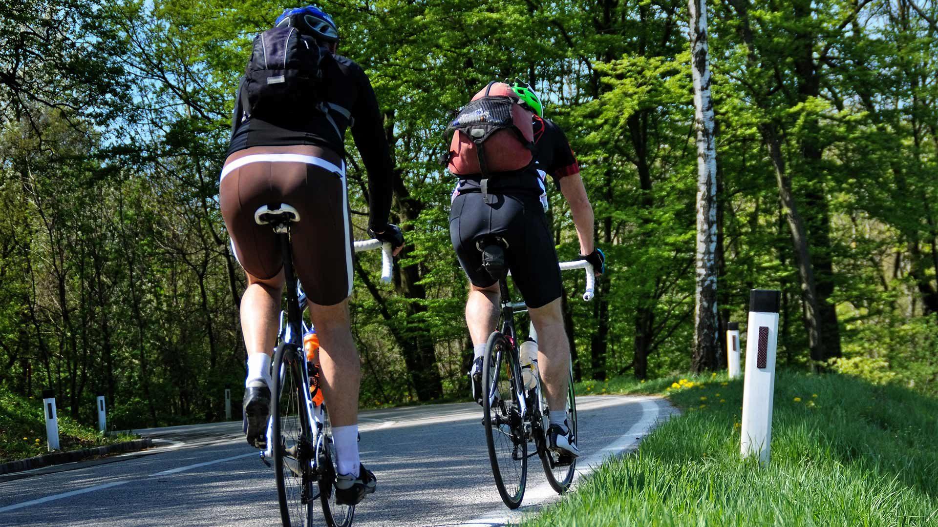 Rennradtour auf den Jaufenpass in Südtirol