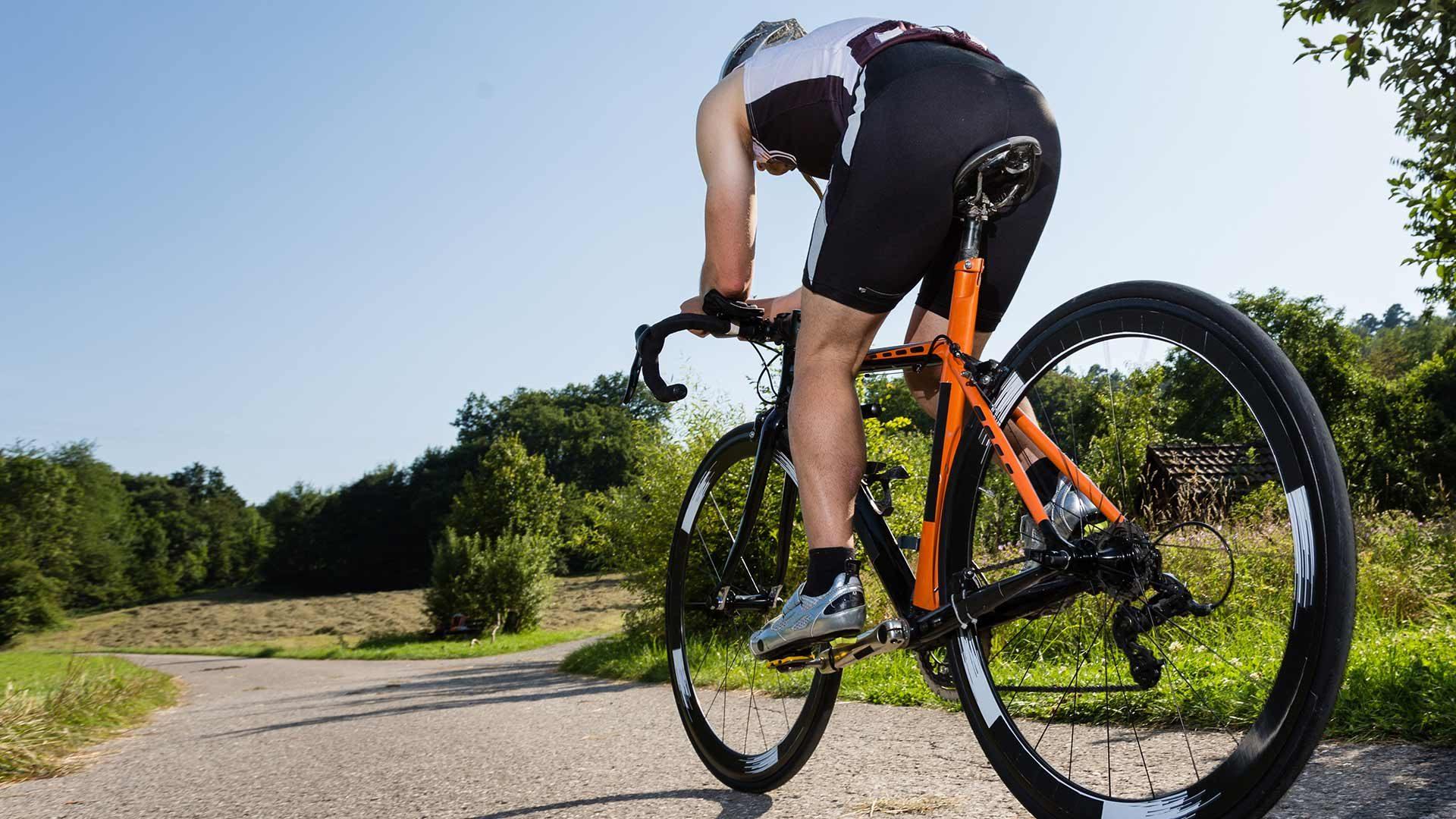 Rennradtour Gampenpass - Mendelpass - Tscherms