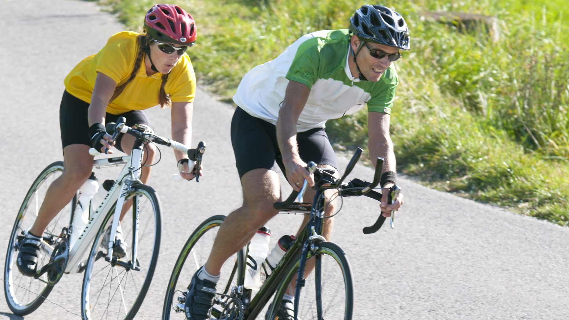 Rennradtour über Tisens und Nals