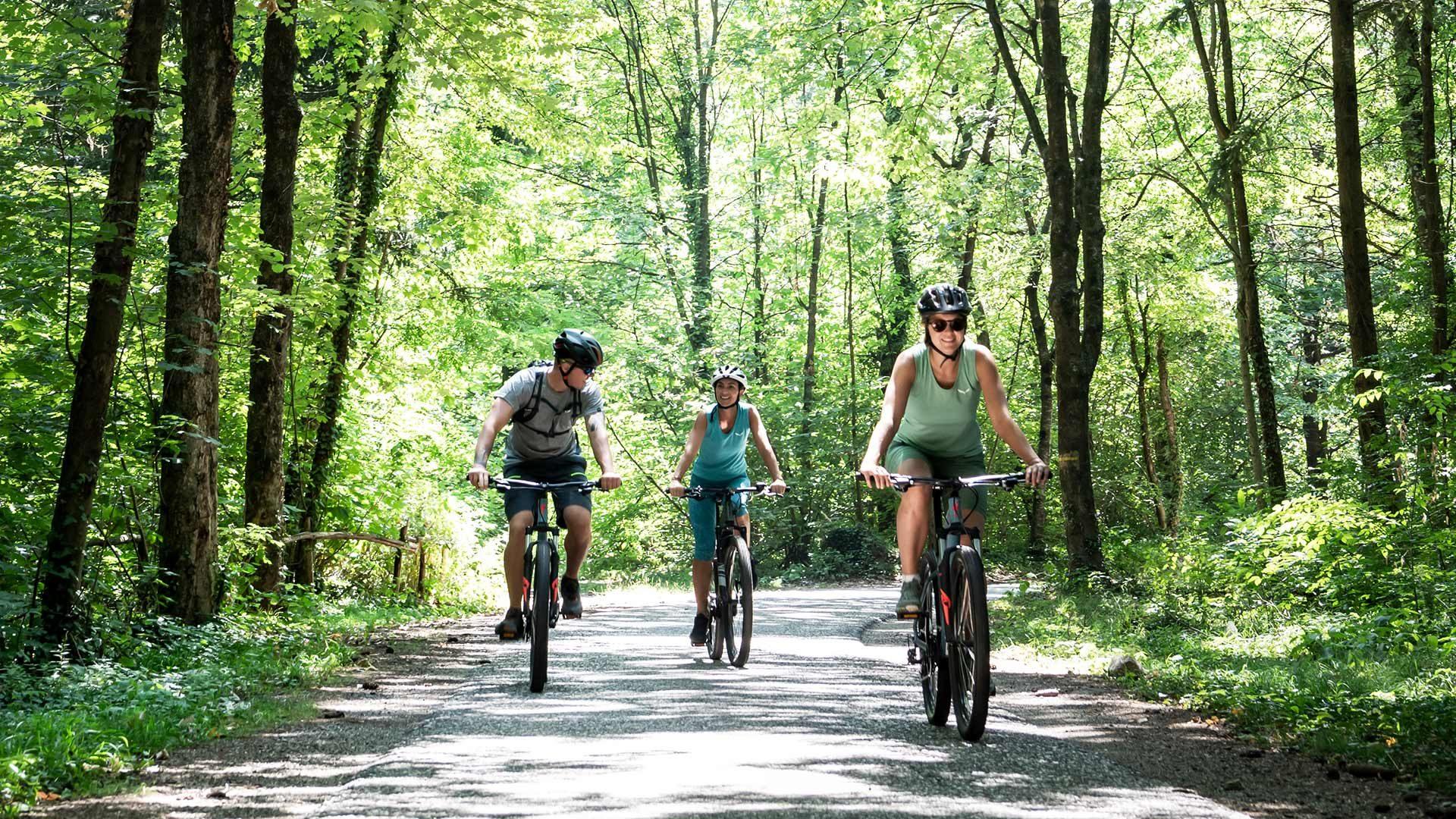 Radtour Schenna - Passeiertal