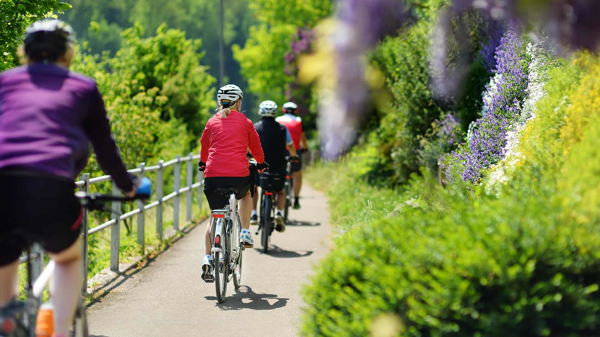 Radtour Tscherms - Passeiertal