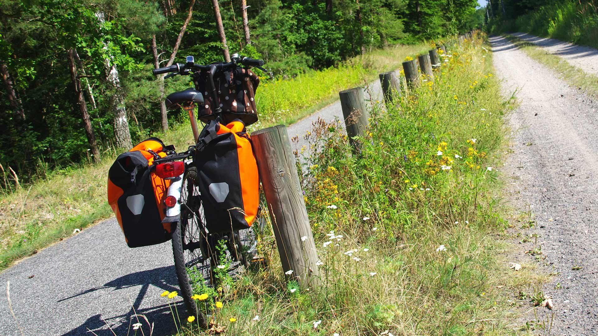 Radtour Tscherms - Völlan