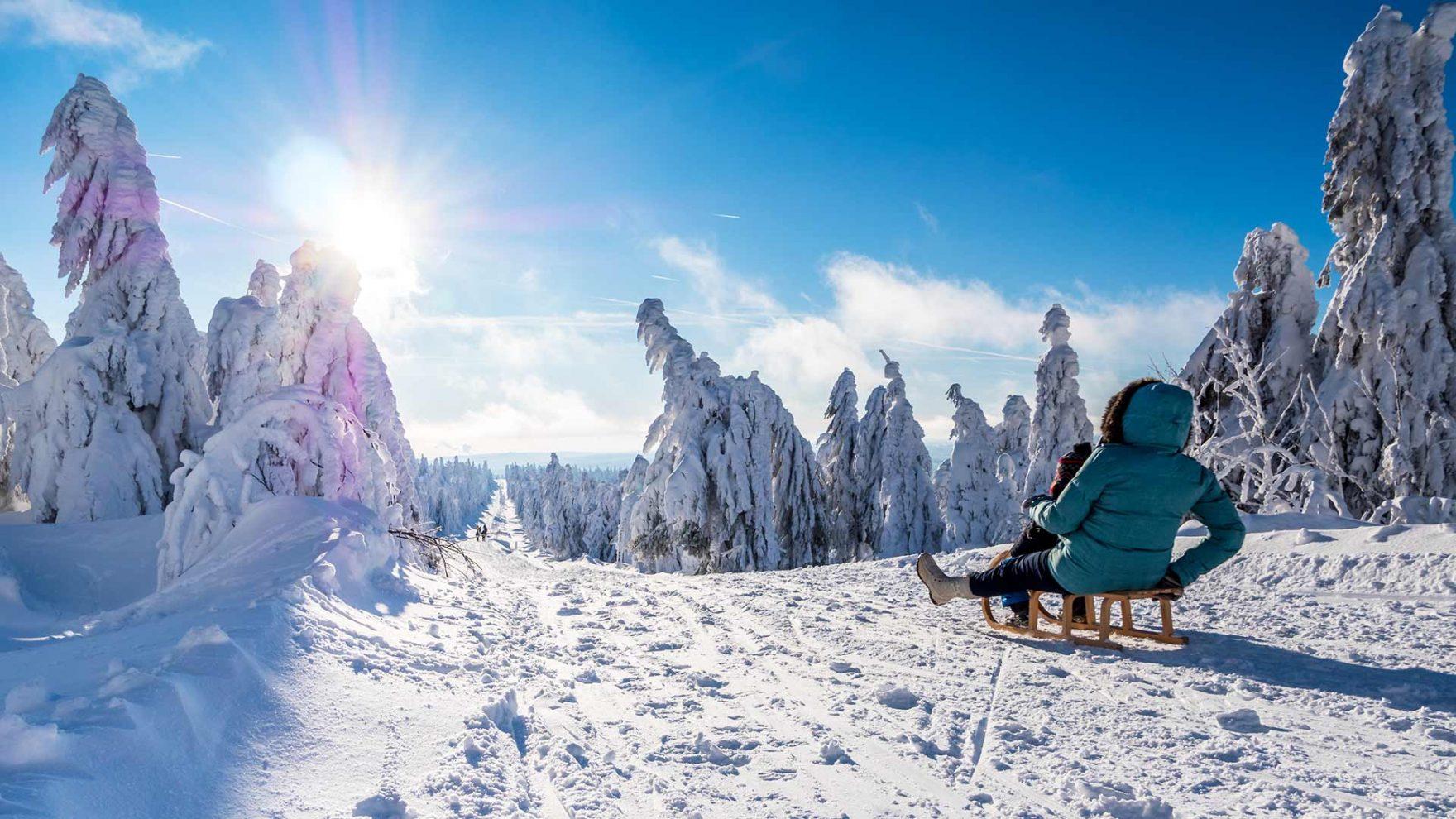 Schönwettertipps für den Winter