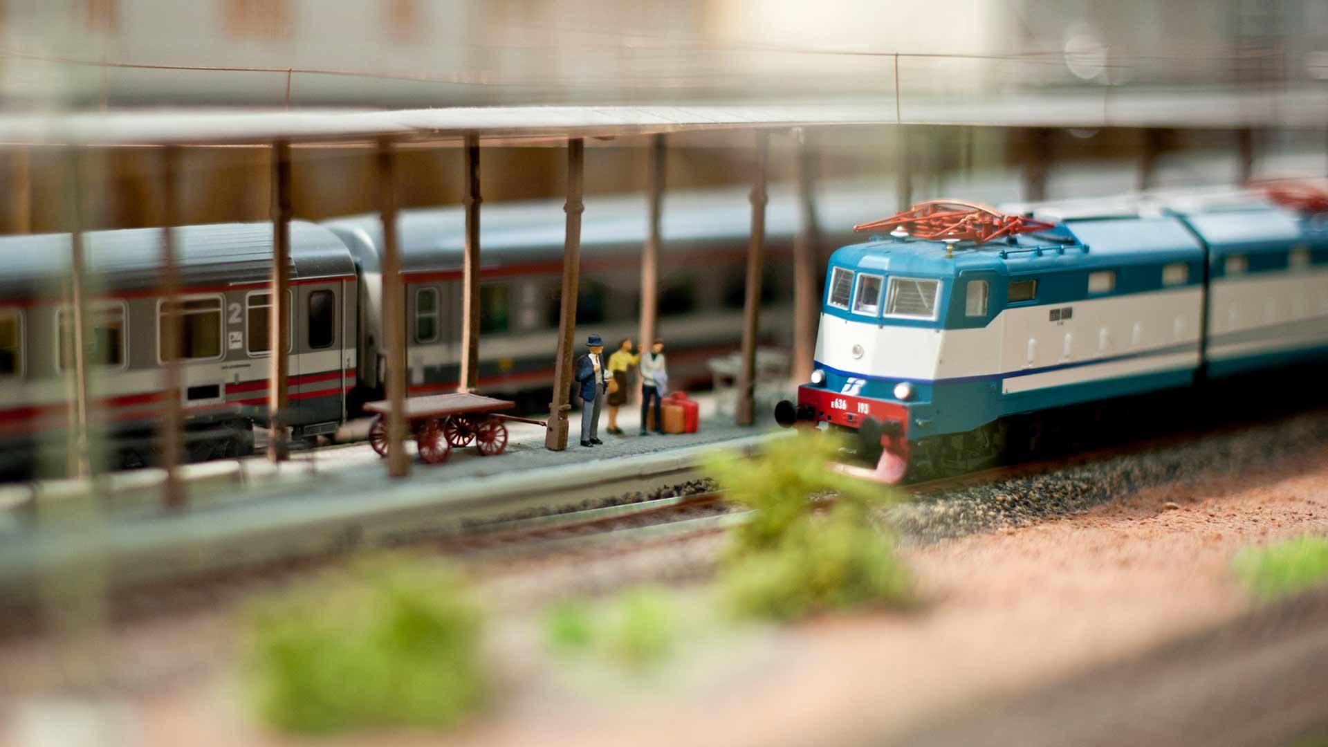 Eisenbahnwelt