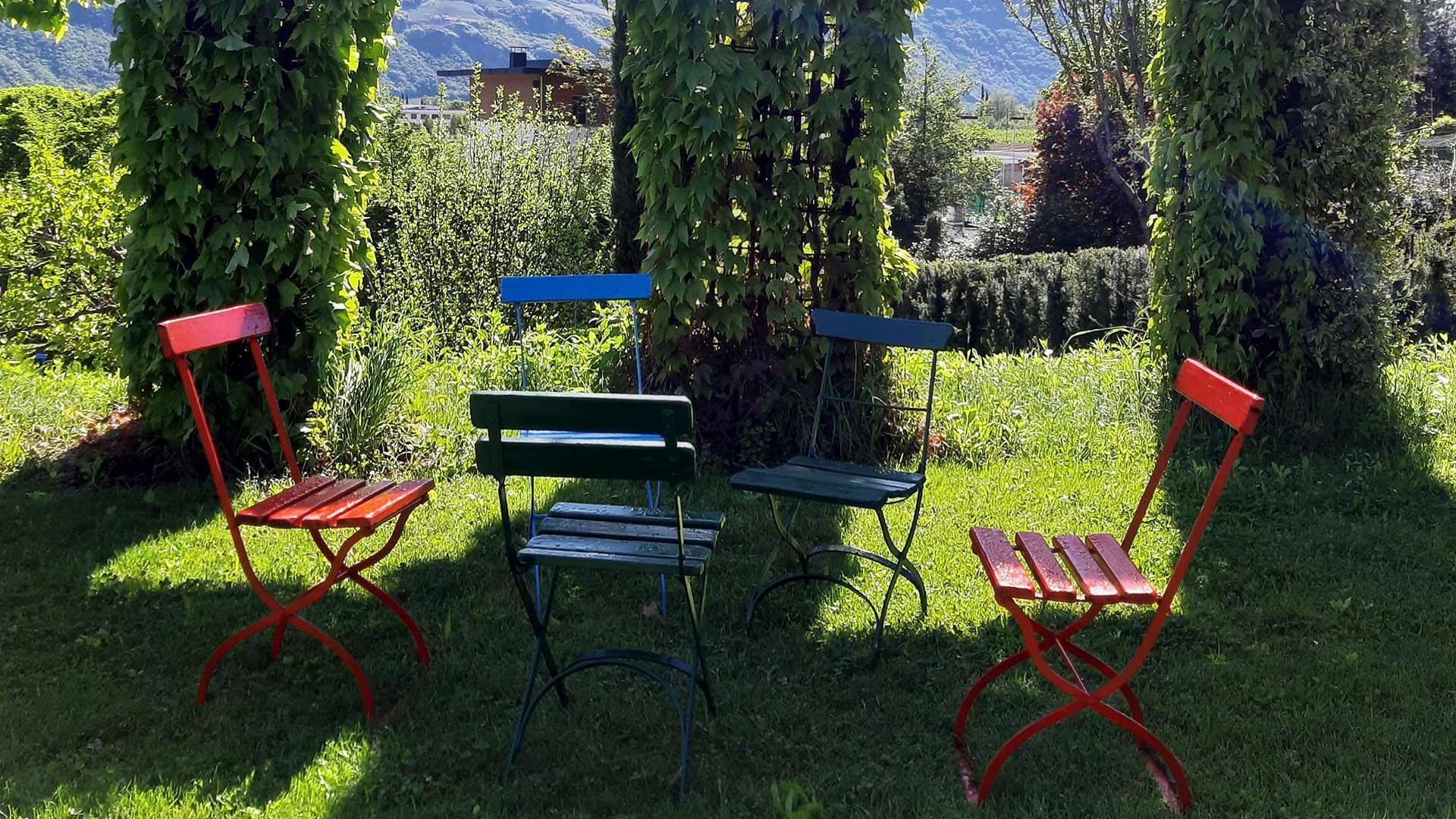 Kränzelhof in Südtirol