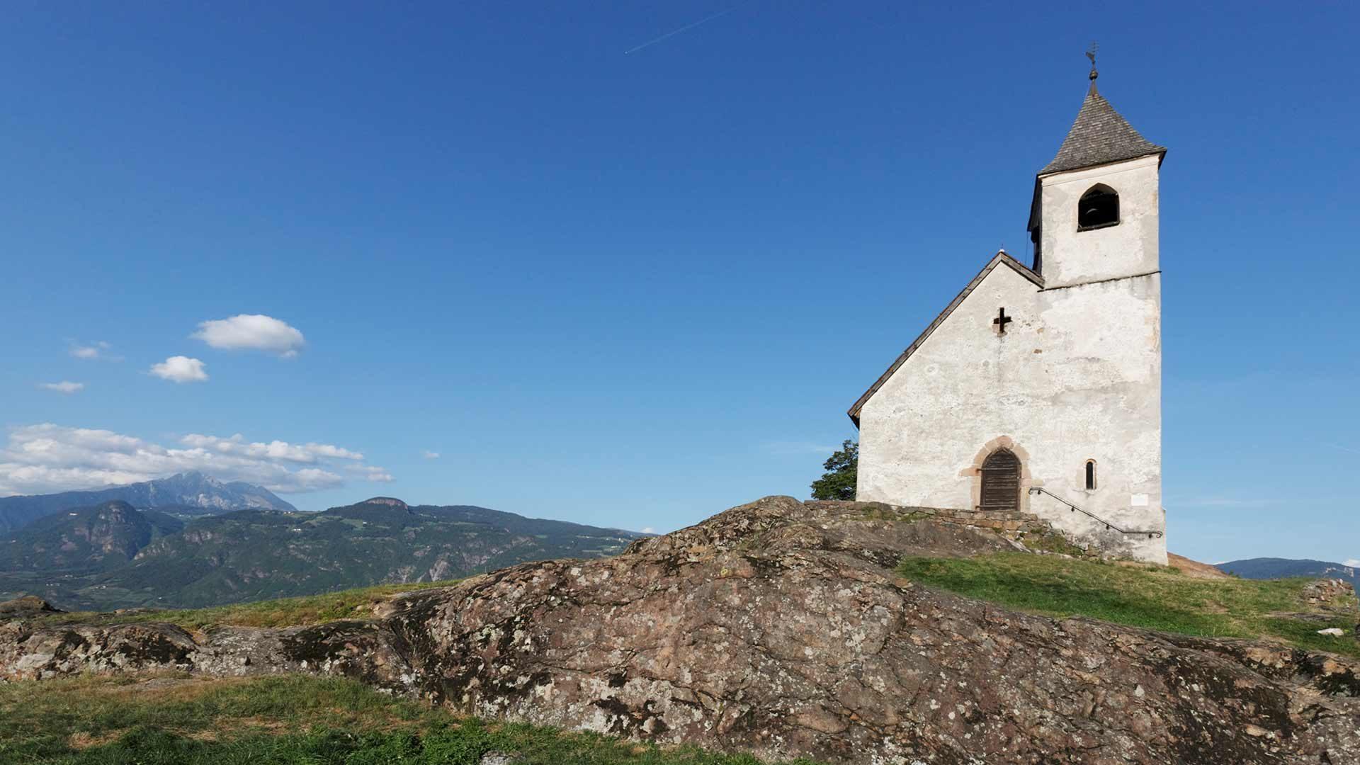 St. Hippolyt Kirchlein in Glaiten