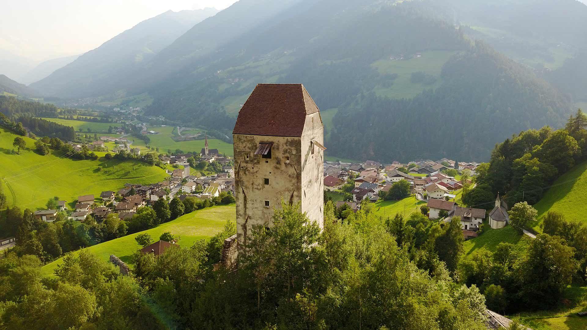 Die Jaufenburg