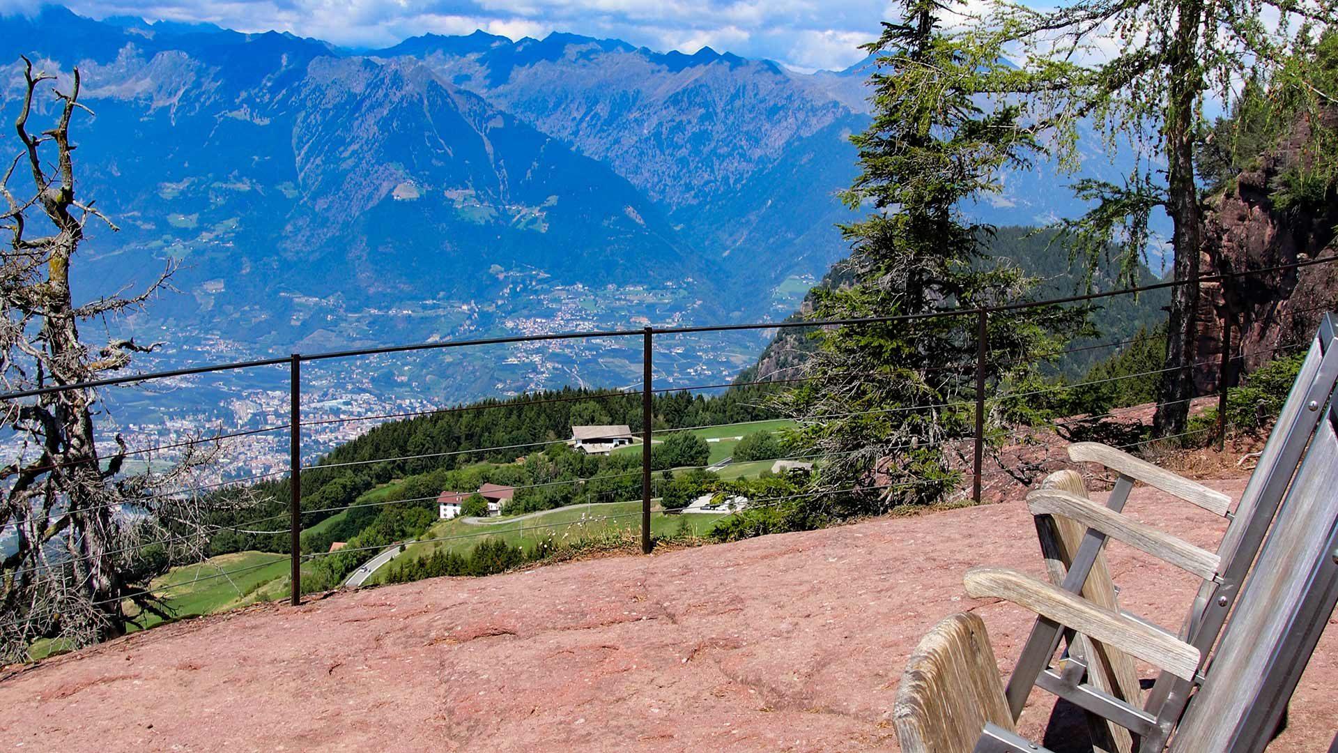 Knottnkino in Südtirol