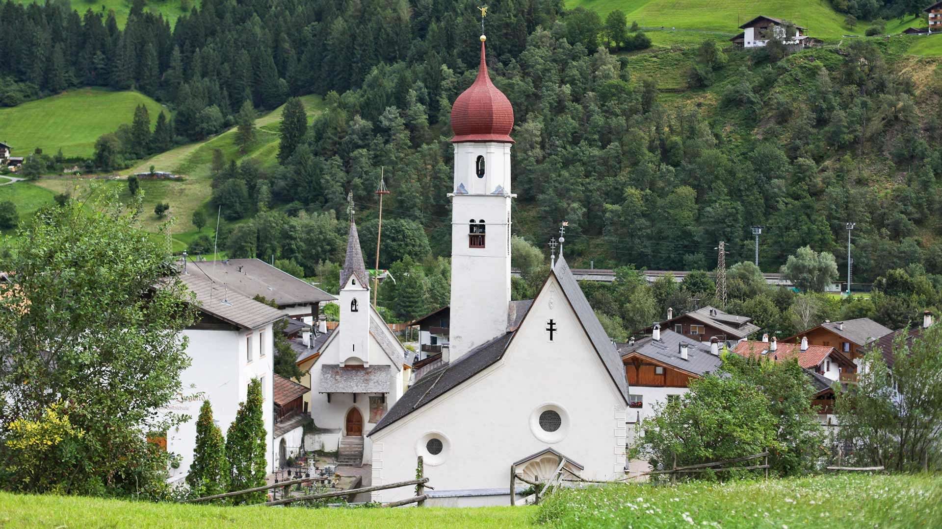 Pfarrkirche zum Hl. Martin im Passeiertal